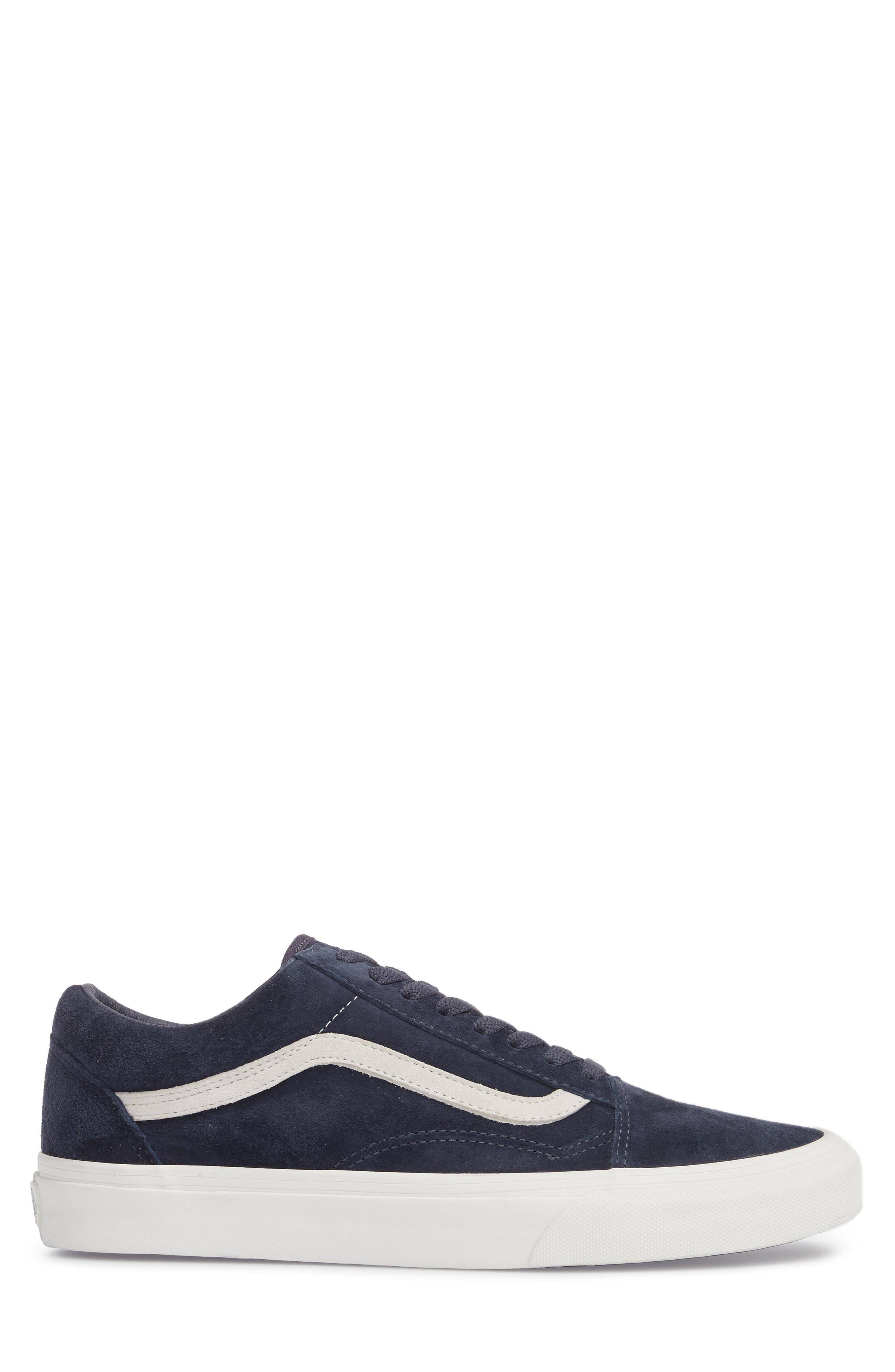Suede Old Skool Sneaker,                             Alternate thumbnail 6, color,