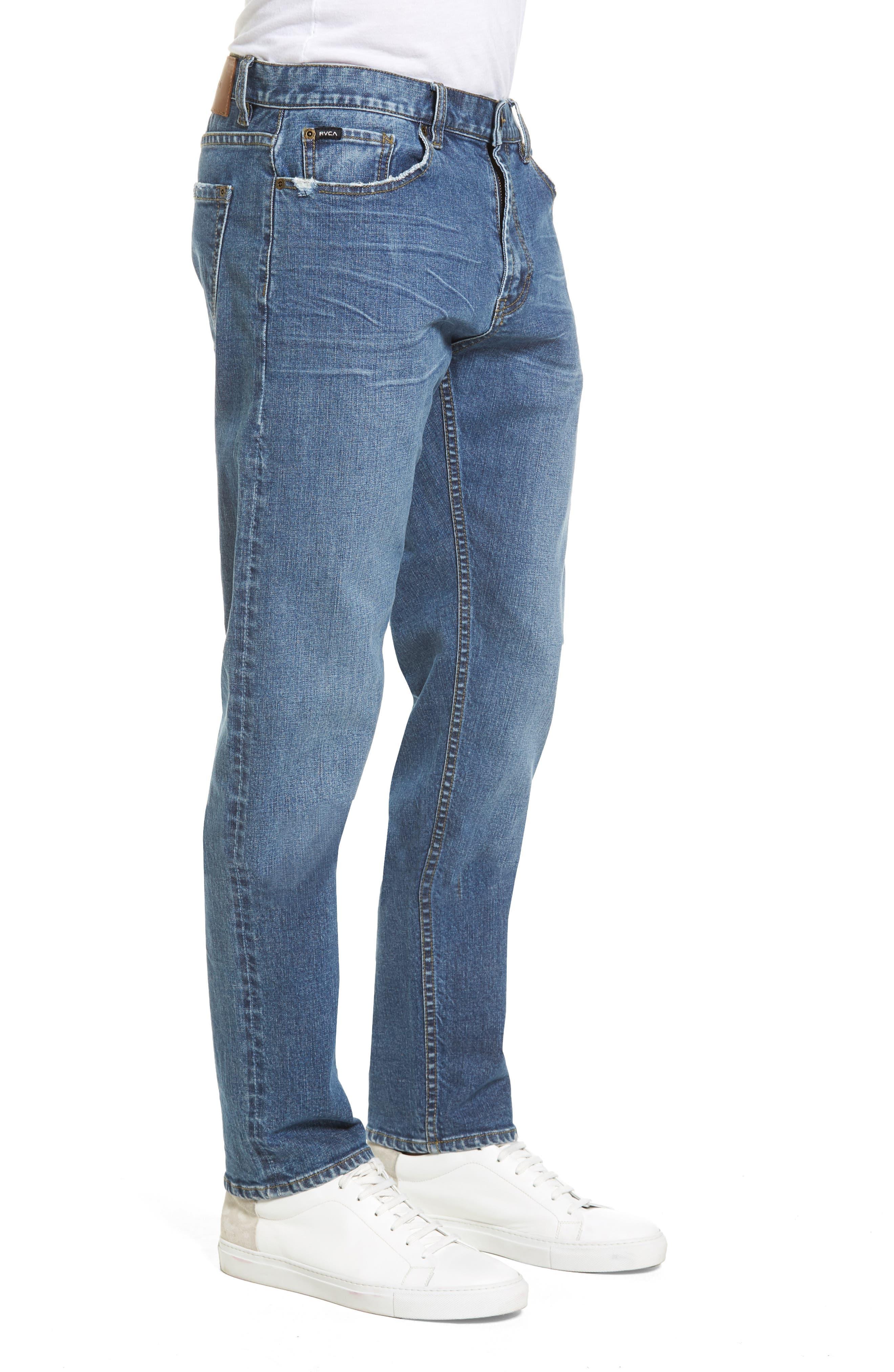 Daggers Slim Fit Jeans,                             Alternate thumbnail 6, color,