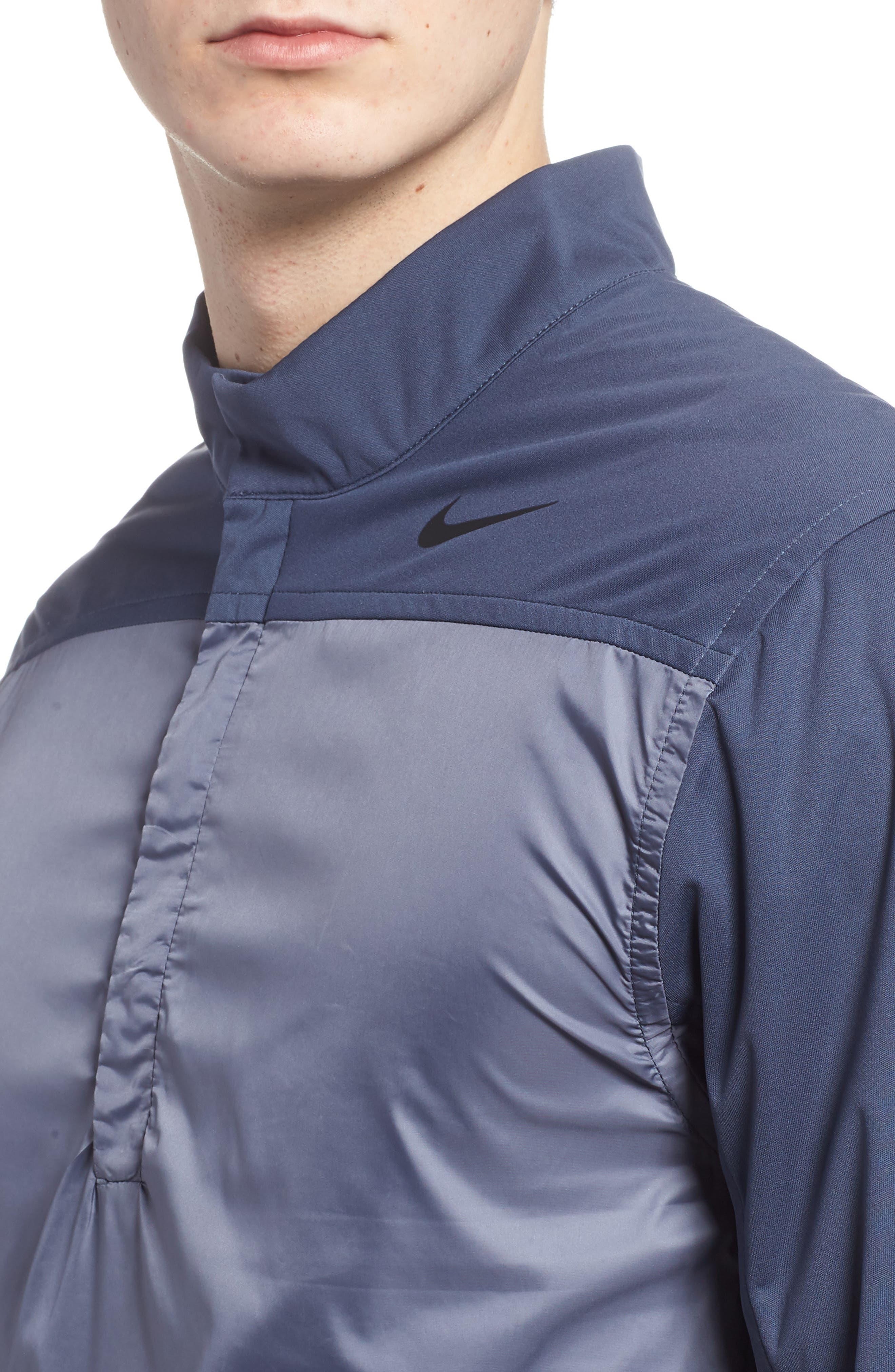 Shield Full Zip Golf Jacket,                             Alternate thumbnail 8, color,