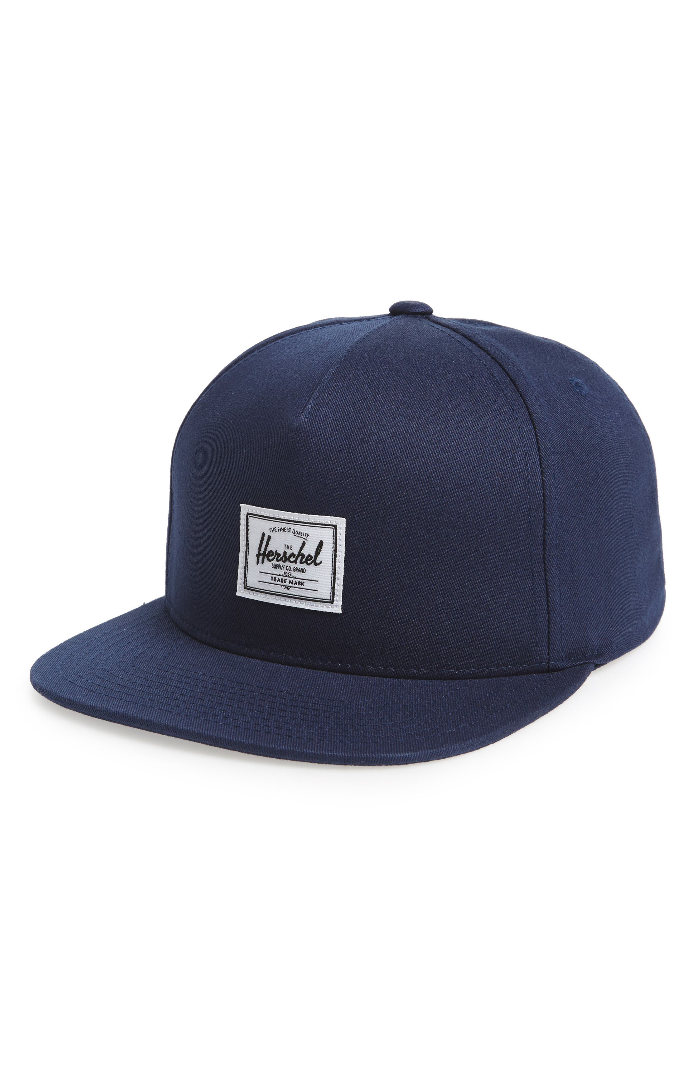 b12157c9f42e4 ... promo code for herschel supply co. dean snapback baseball cap nordstrom  2a8d7 8ac16