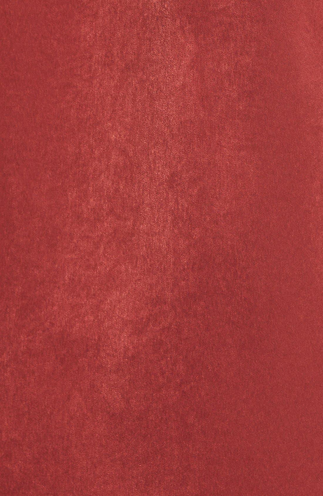 Grommet Detail Sleeveless Top,                             Alternate thumbnail 5, color,                             601
