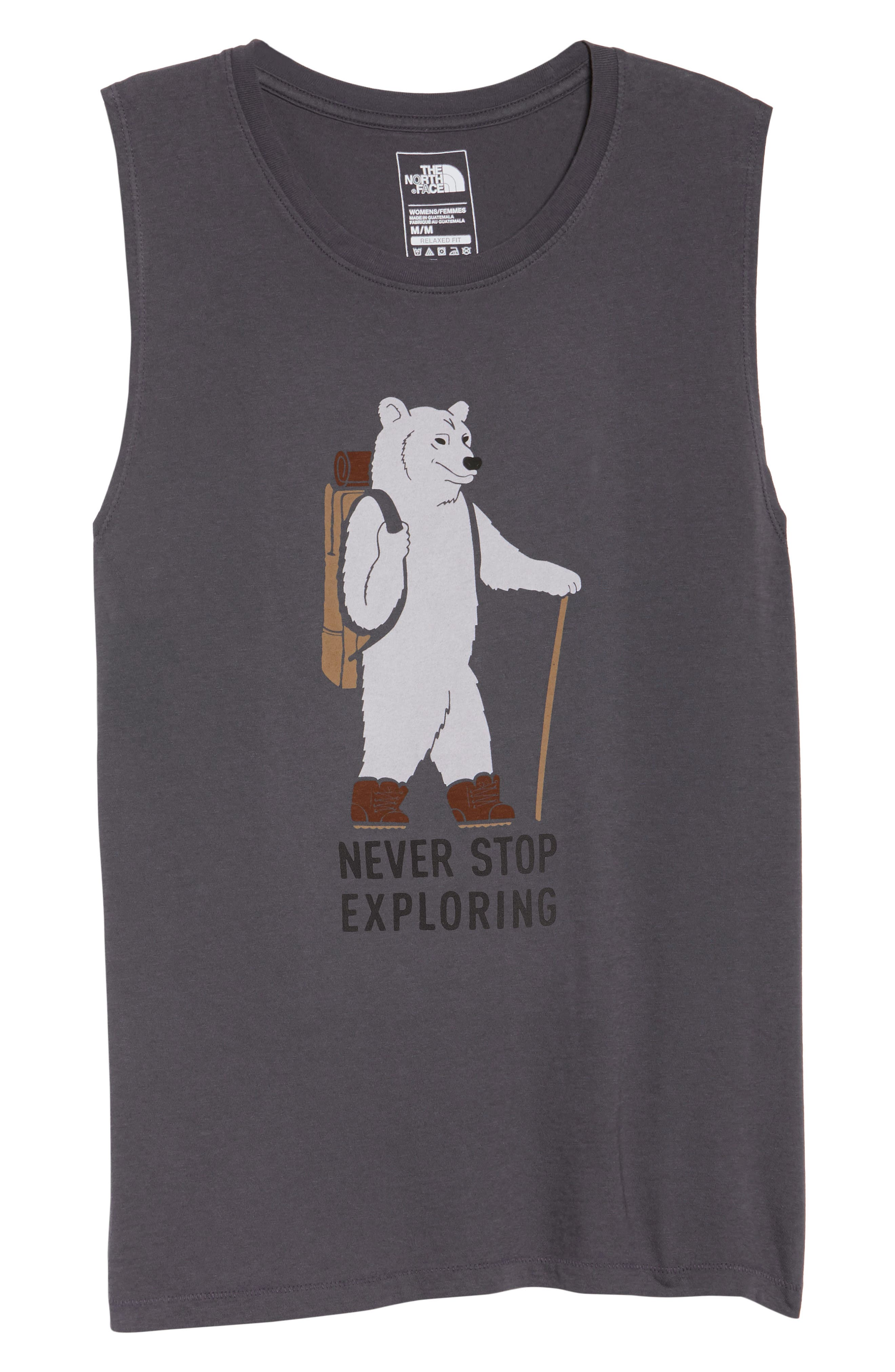 Well Loved Cruisin' Outdoors Muscle Tank,                             Alternate thumbnail 7, color,                             001