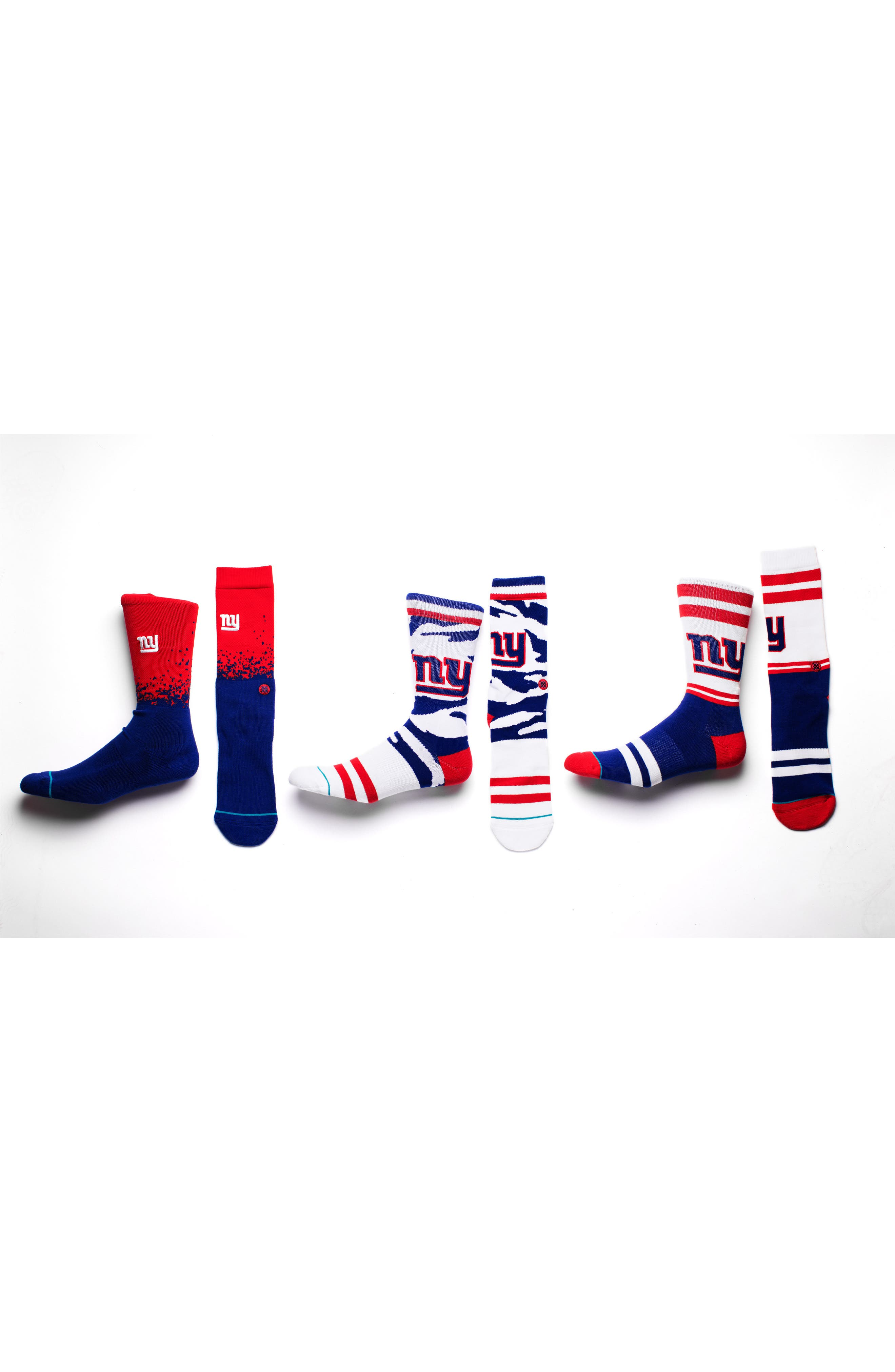 New York Giants - Fade Socks,                             Alternate thumbnail 6, color,                             400