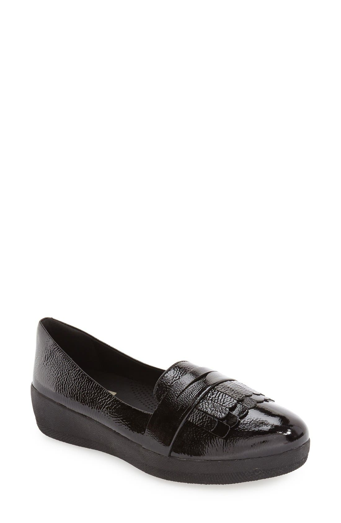 Fringey Loafer,                             Main thumbnail 5, color,