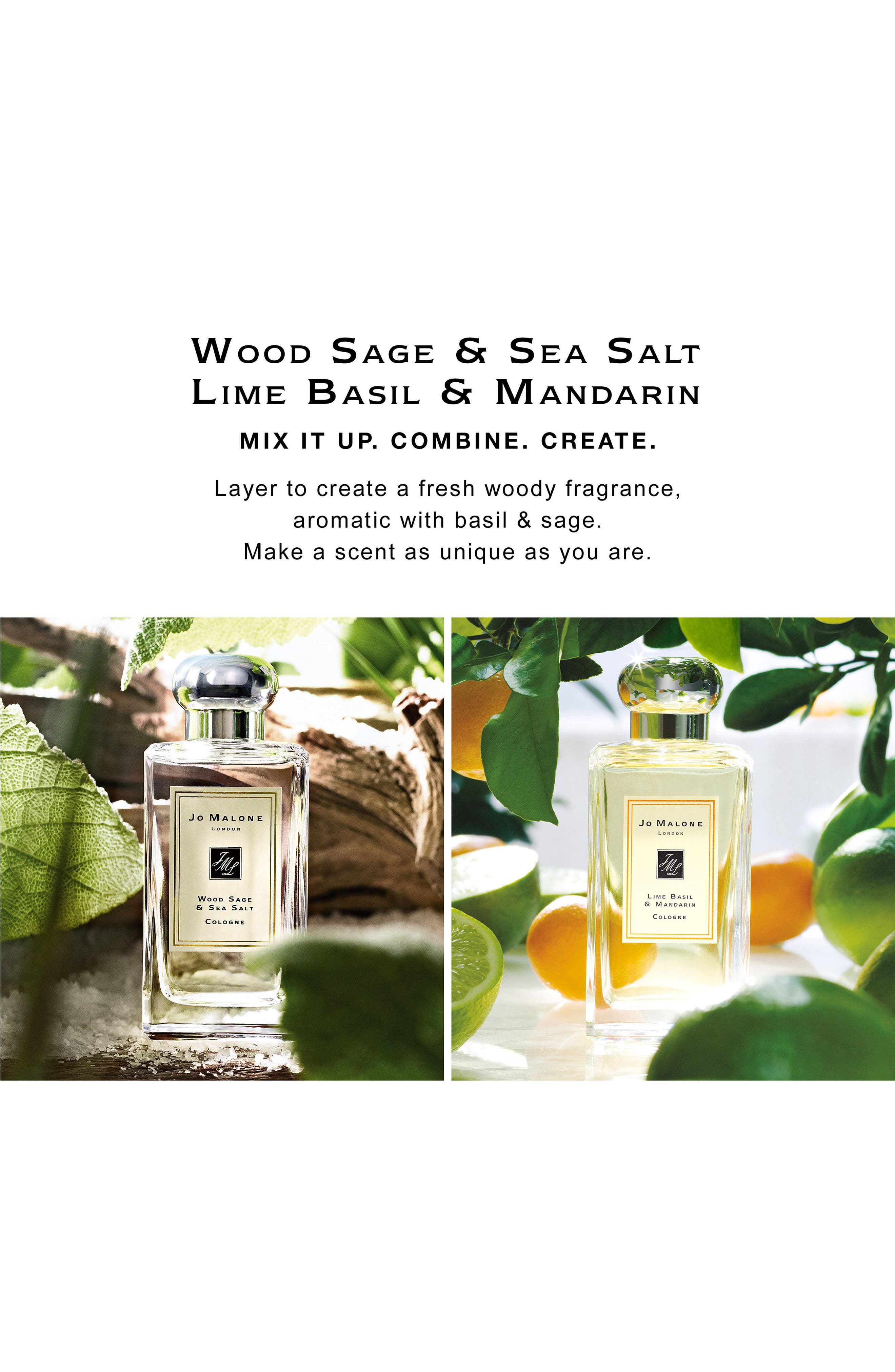 Lime Basil & Mandarin Cologne,                             Alternate thumbnail 3, color,                             NO COLOR