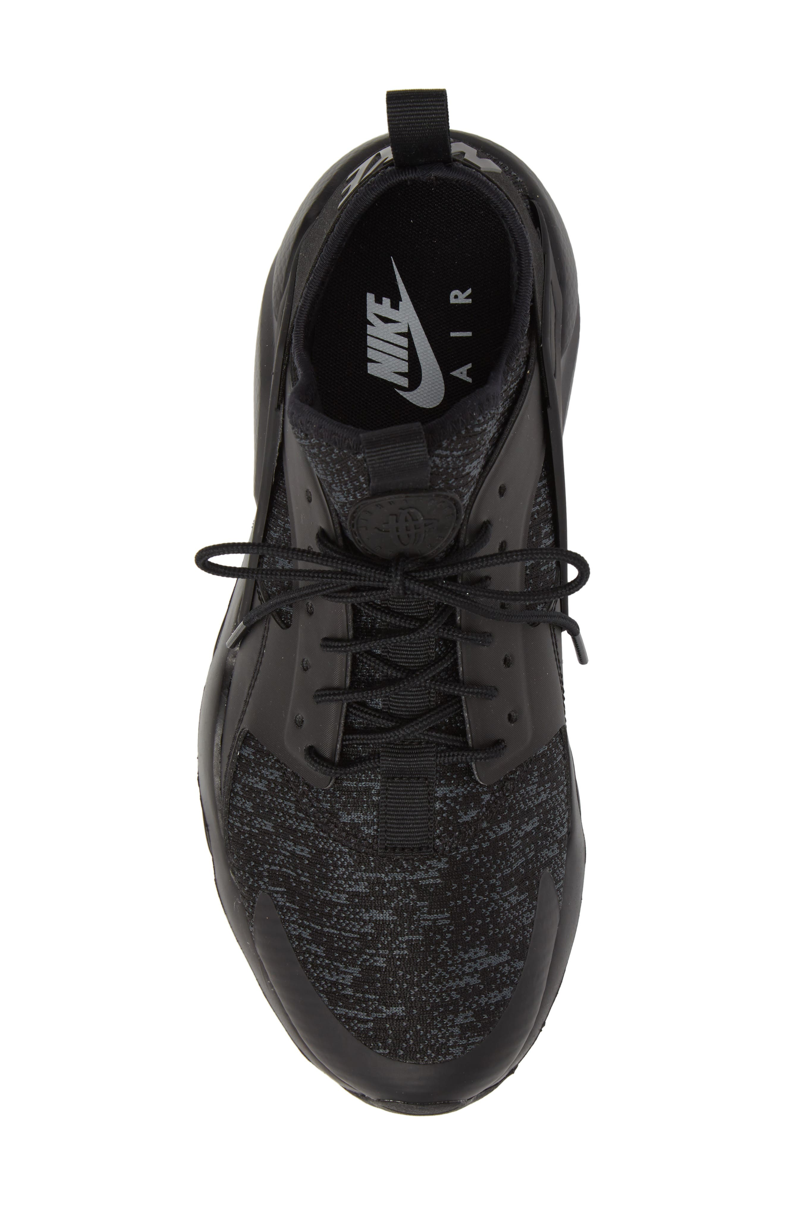 Air Huarache Run Ultra SE Sneaker,                             Alternate thumbnail 5, color,                             006
