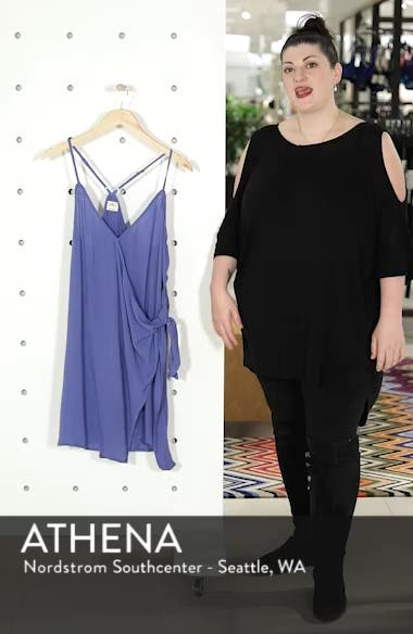 Marlo Wrap Dress, sales video thumbnail