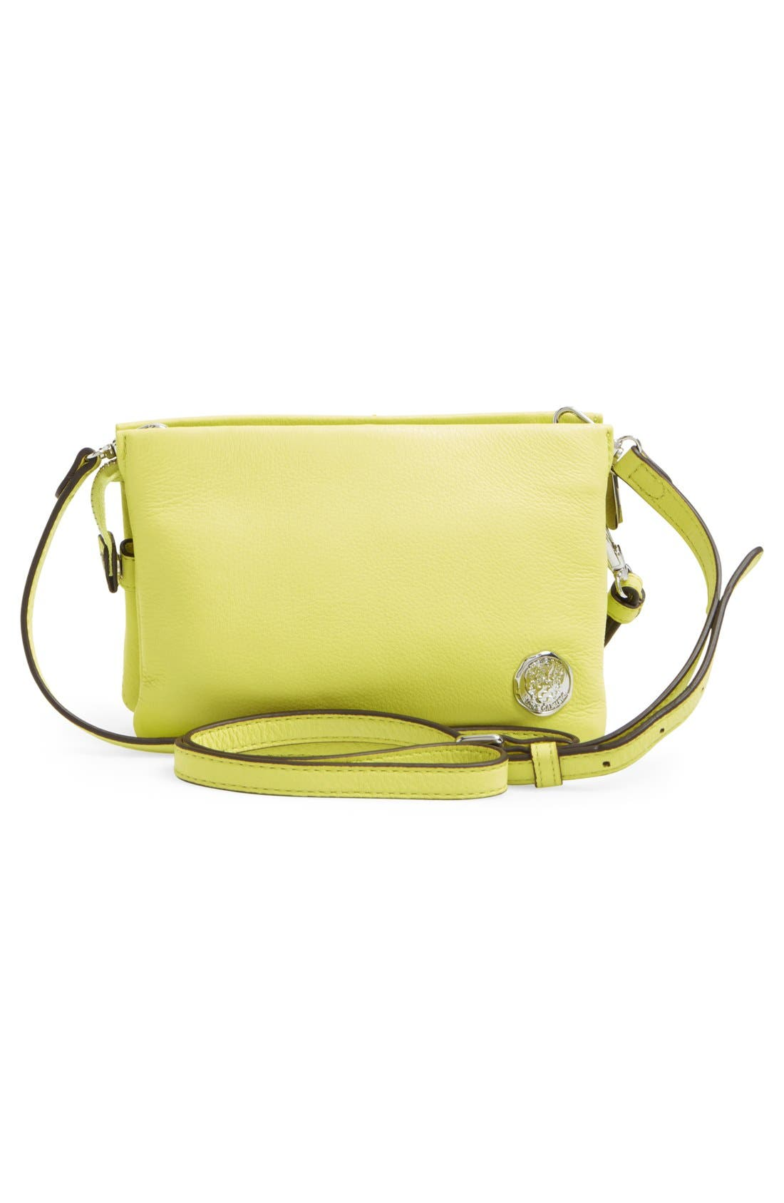 'Cami' Leather Crossbody Bag,                             Alternate thumbnail 95, color,