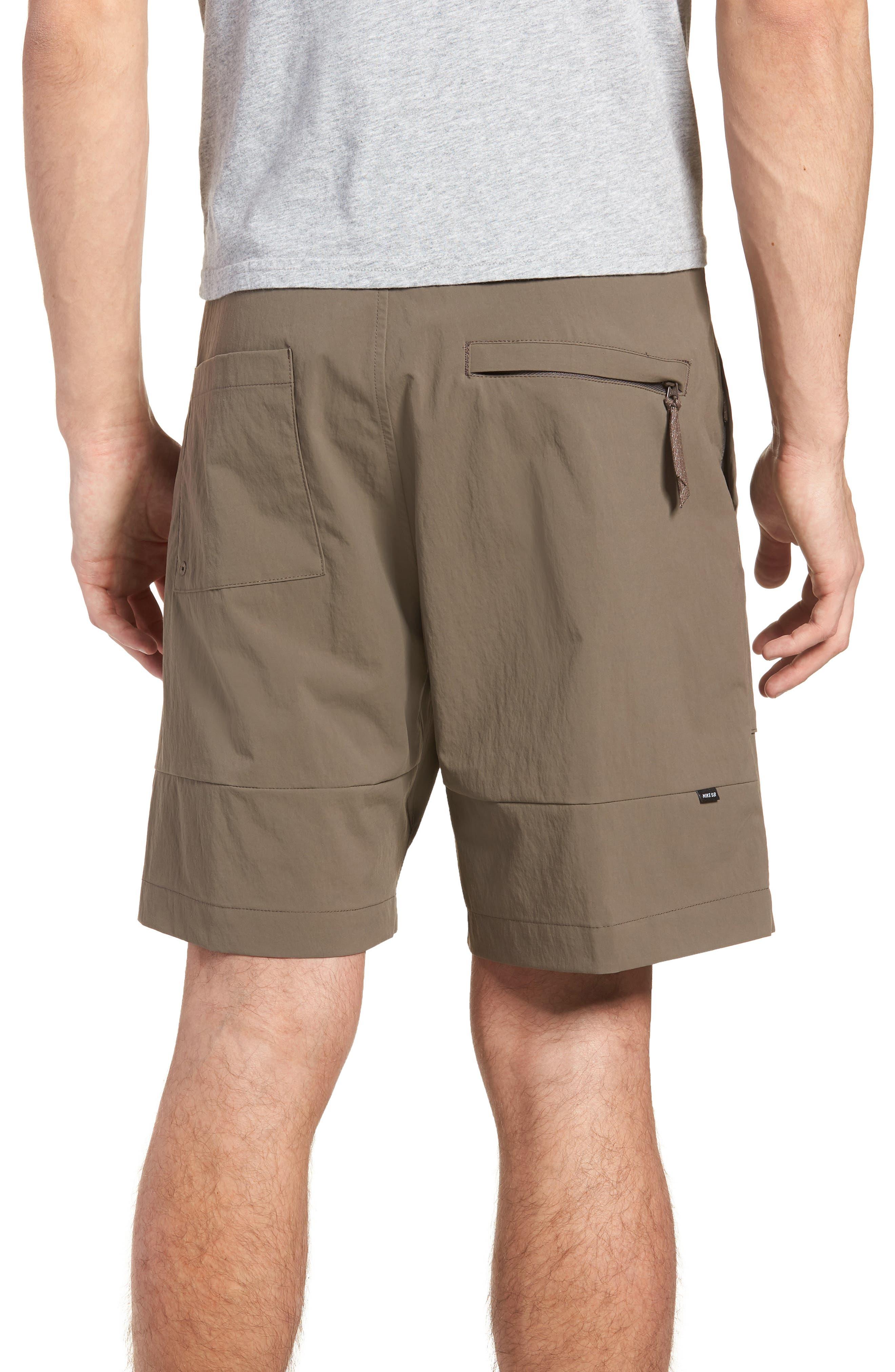 NIKE,                             SB Flex Everett Shorts,                             Alternate thumbnail 2, color,                             250