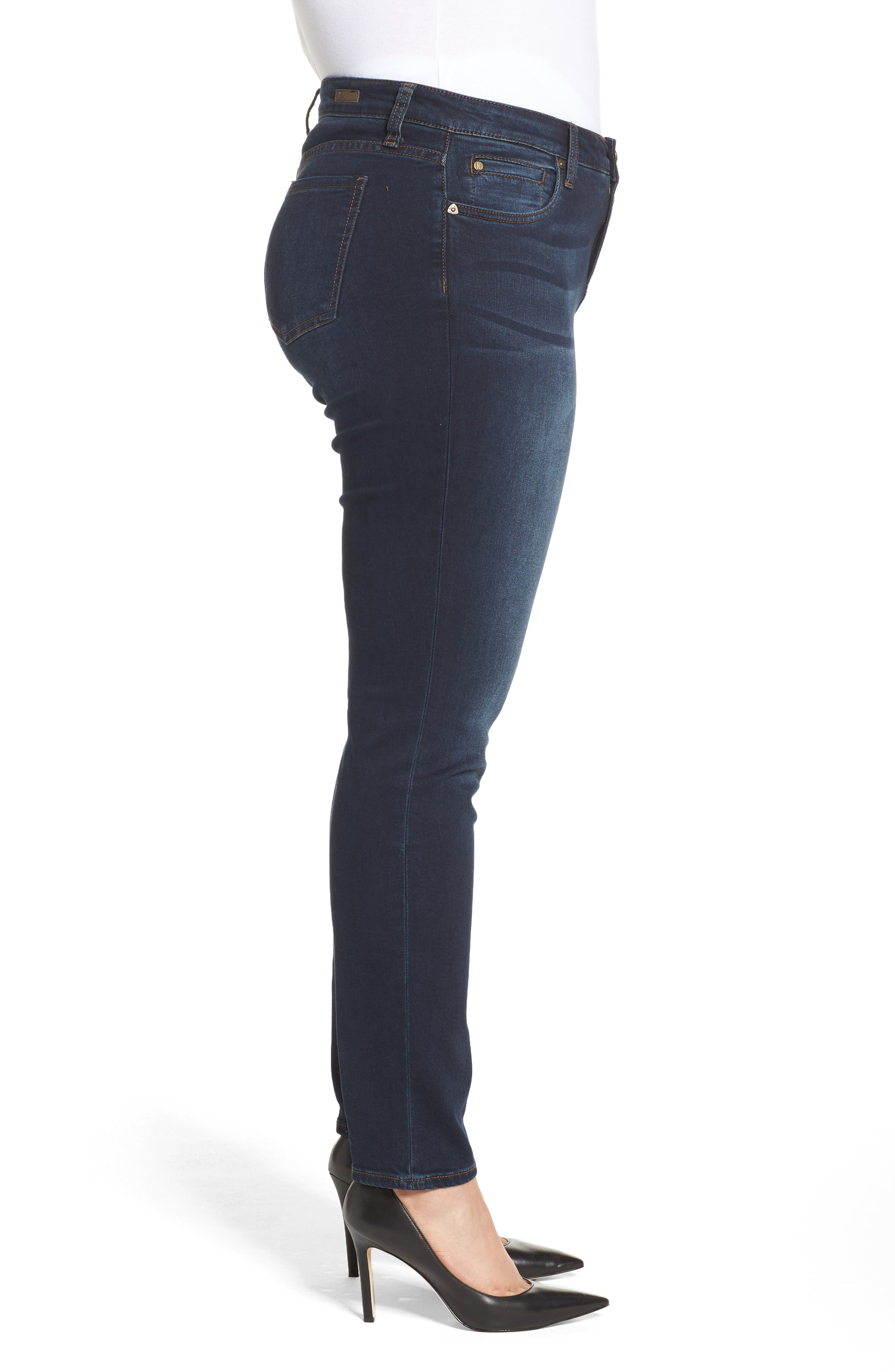 KUT FROM THE KLOTH,                             Diana Skinny Jeans,                             Alternate thumbnail 3, color,                             412