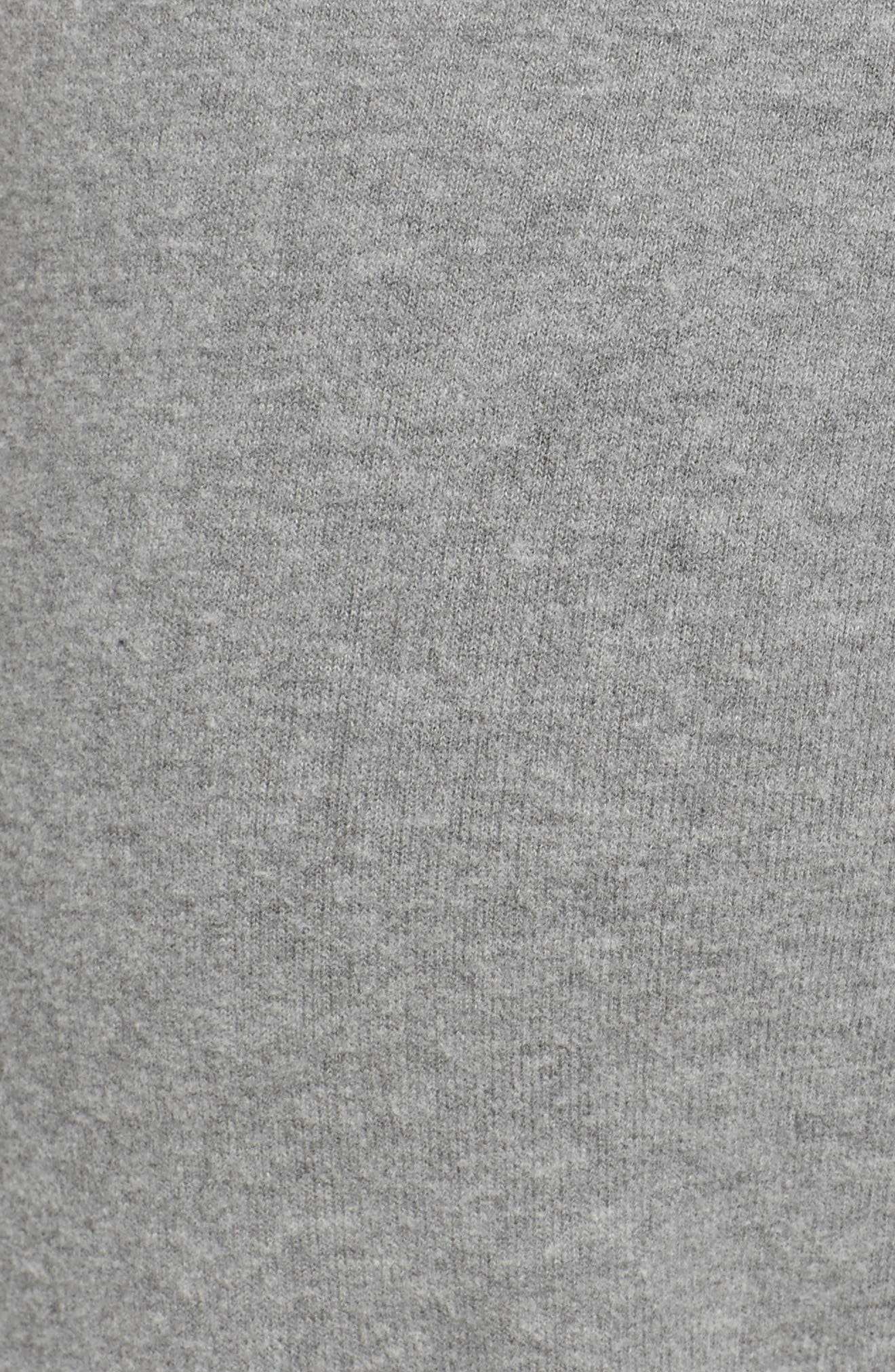 Brushed Hacci Lounge Jogger Pants,                             Alternate thumbnail 5, color,                             052