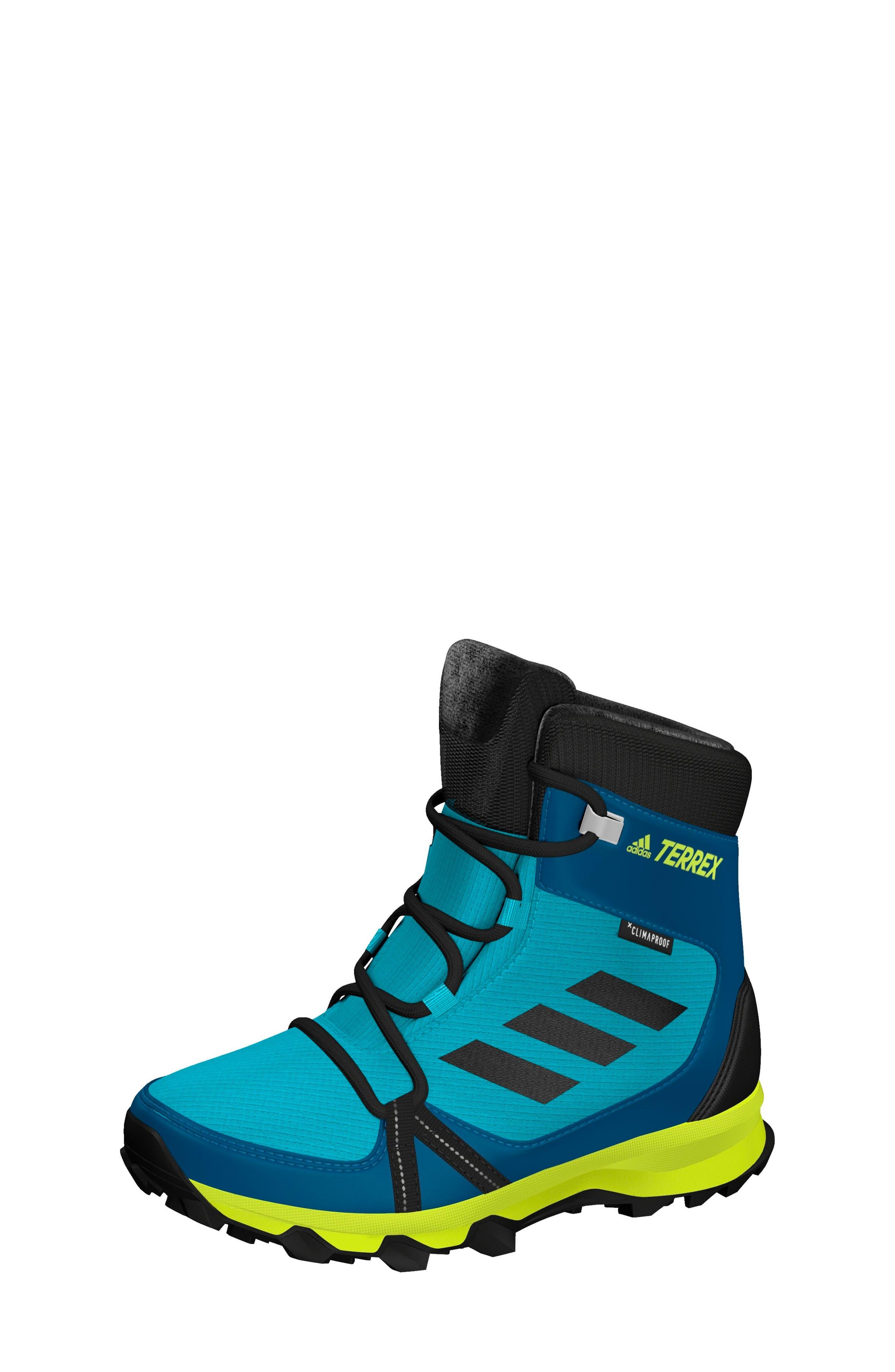 Terrex Snow Sneaker Boot,                             Main thumbnail 1, color,