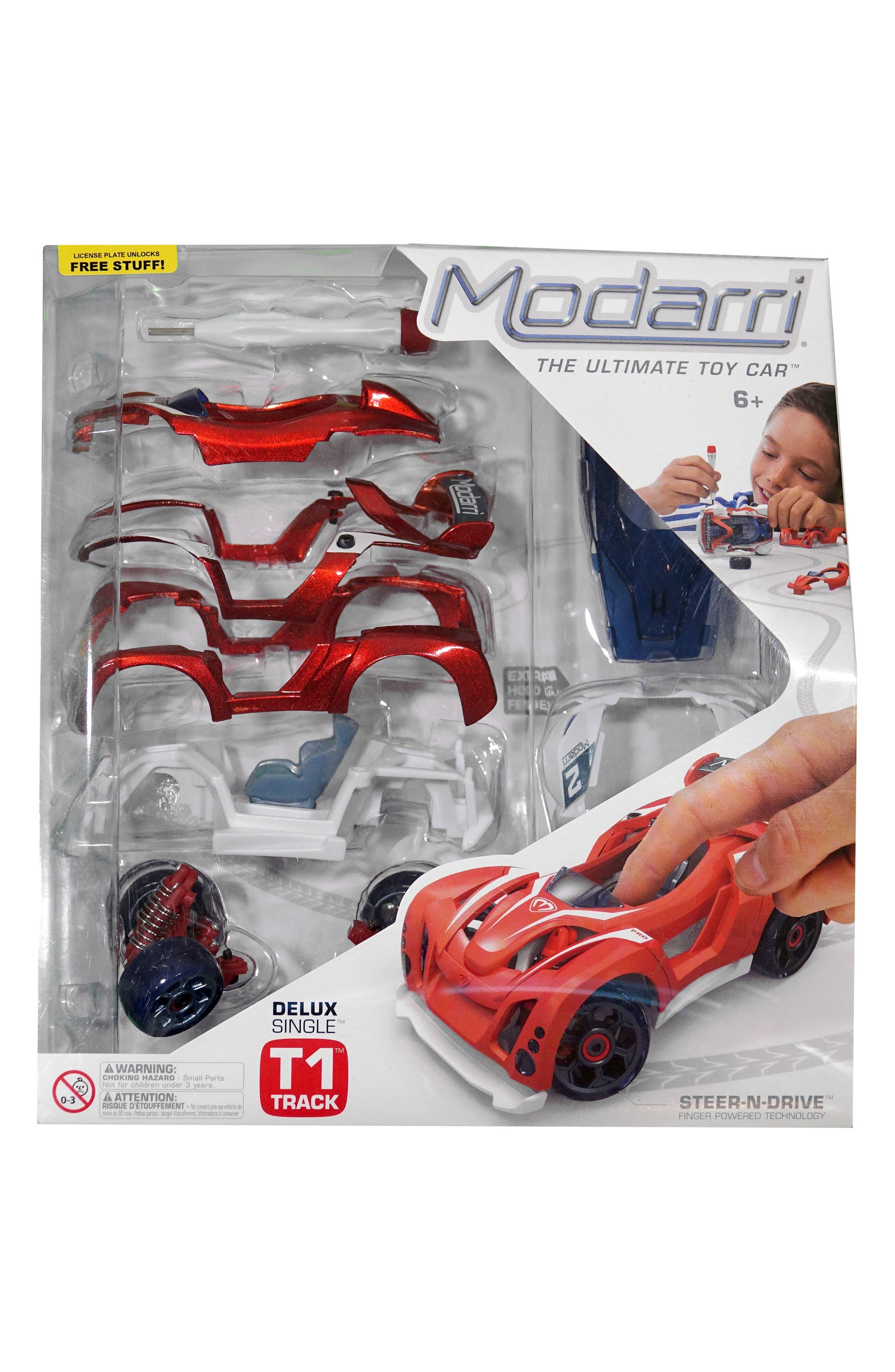 Delux T1 Track Car Kit,                             Alternate thumbnail 4, color,