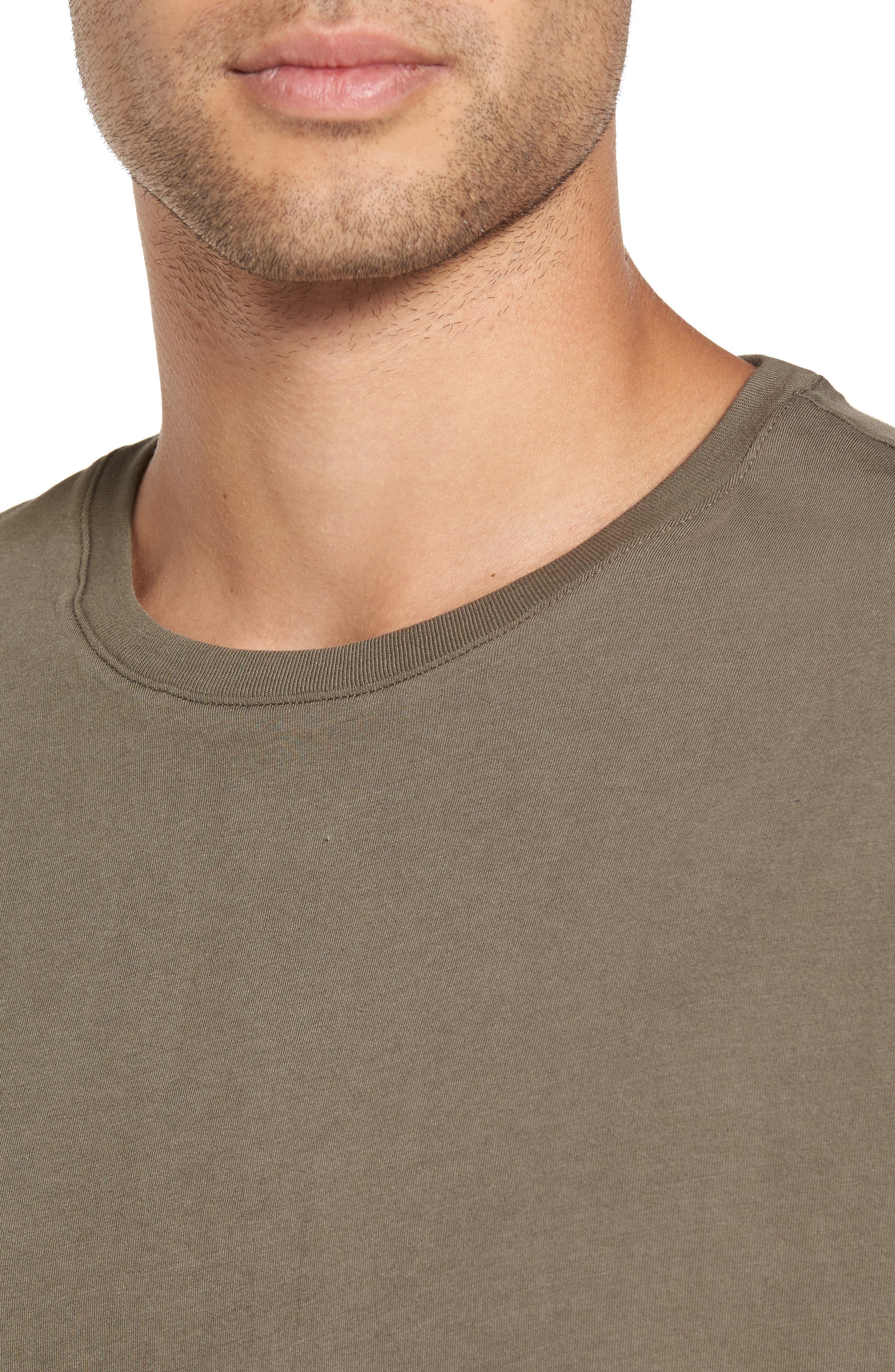 Solid T-Shirt,                             Alternate thumbnail 11, color,