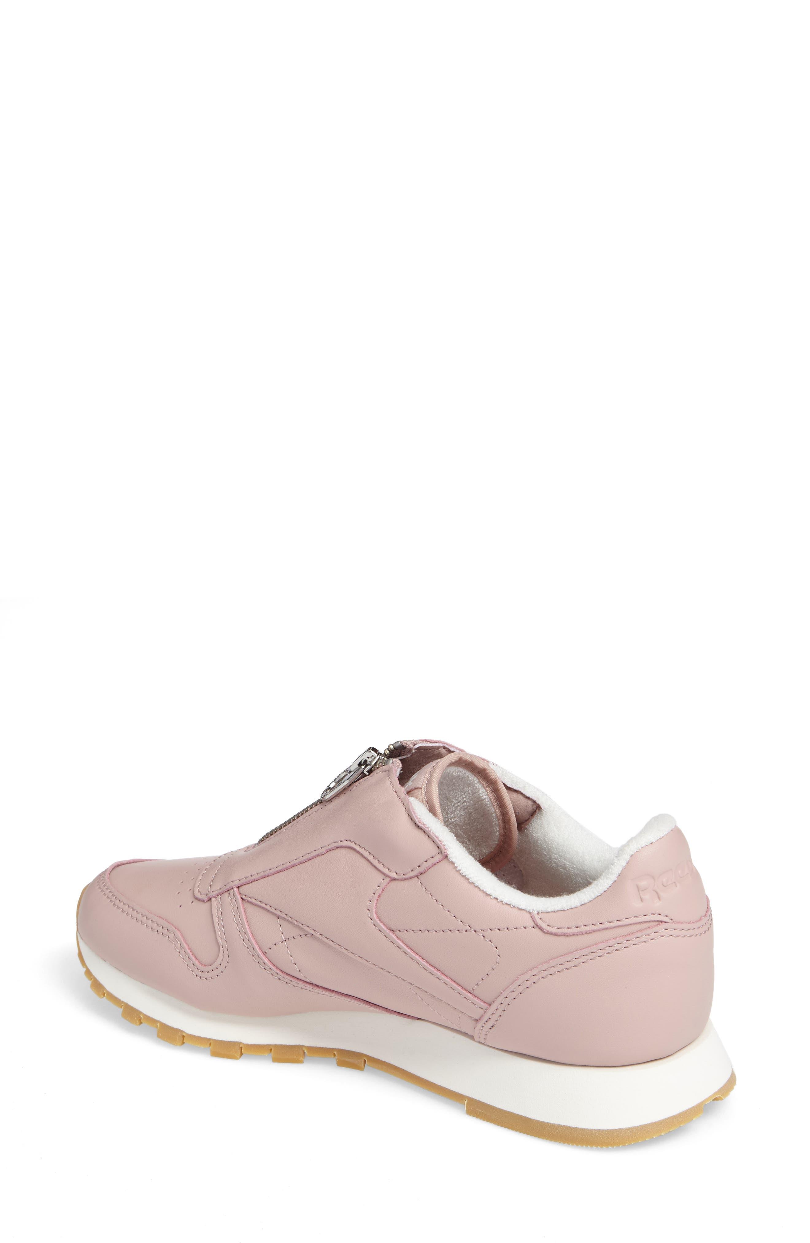 Classic Zip Sneaker,                             Alternate thumbnail 2, color,