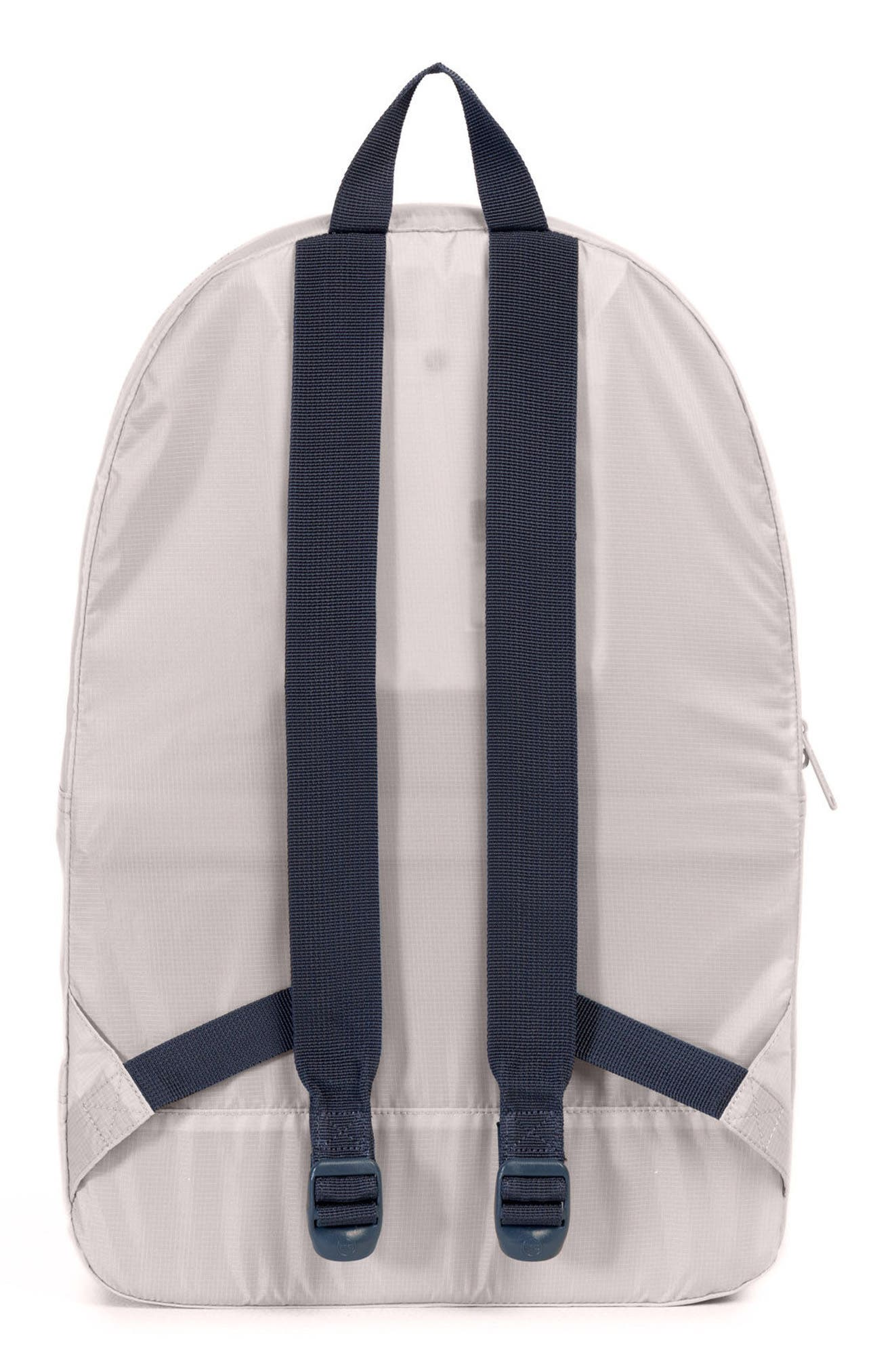 Packable - MLB National League Backpack,                             Alternate thumbnail 2, color,                             MILWAUKEE BREWERS