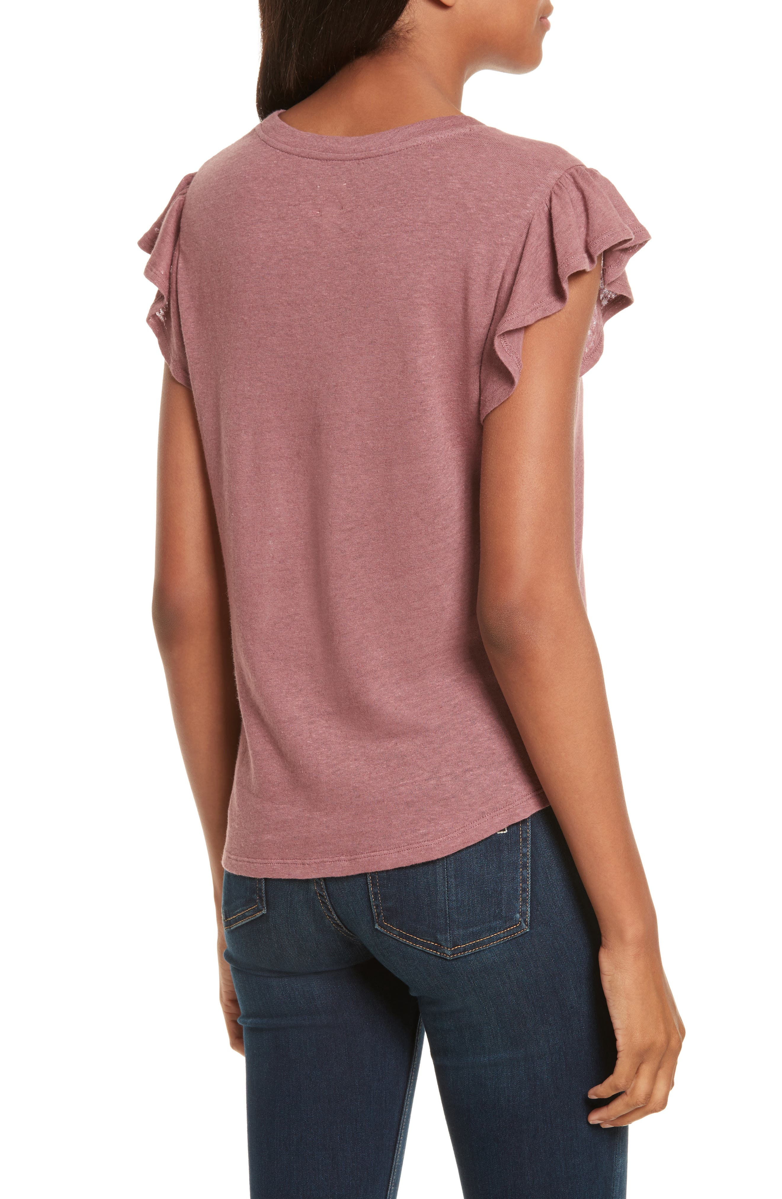 Washed Texture Jersey Tee,                             Alternate thumbnail 13, color,