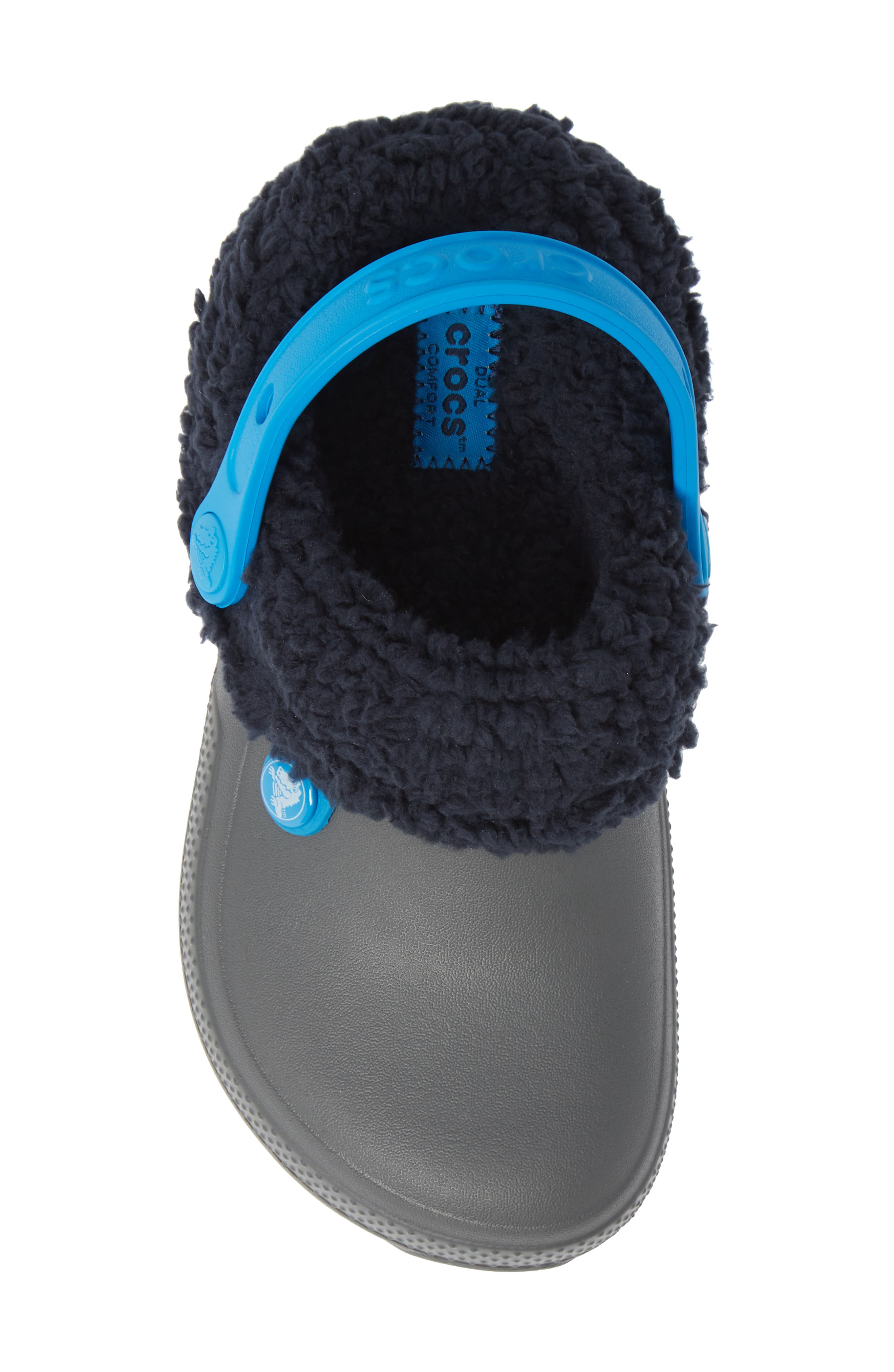 Classic Blitzen III Faux Fur Clog,                             Alternate thumbnail 5, color,                             037