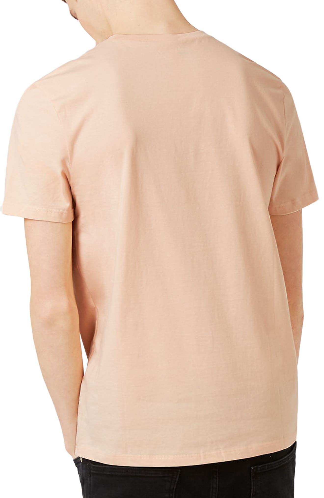 Slim Fit Crewneck T-Shirt,                             Alternate thumbnail 191, color,