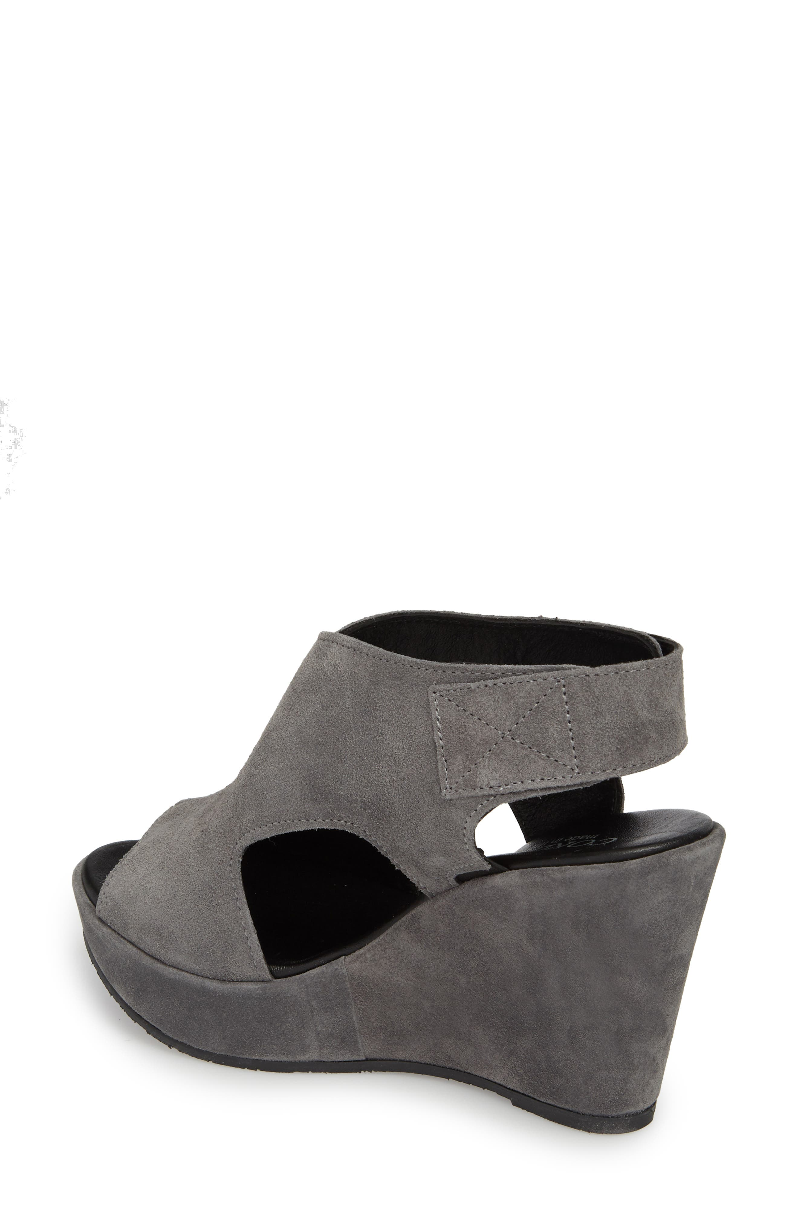 Reed Wedge Sandal,                             Alternate thumbnail 2, color,                             029
