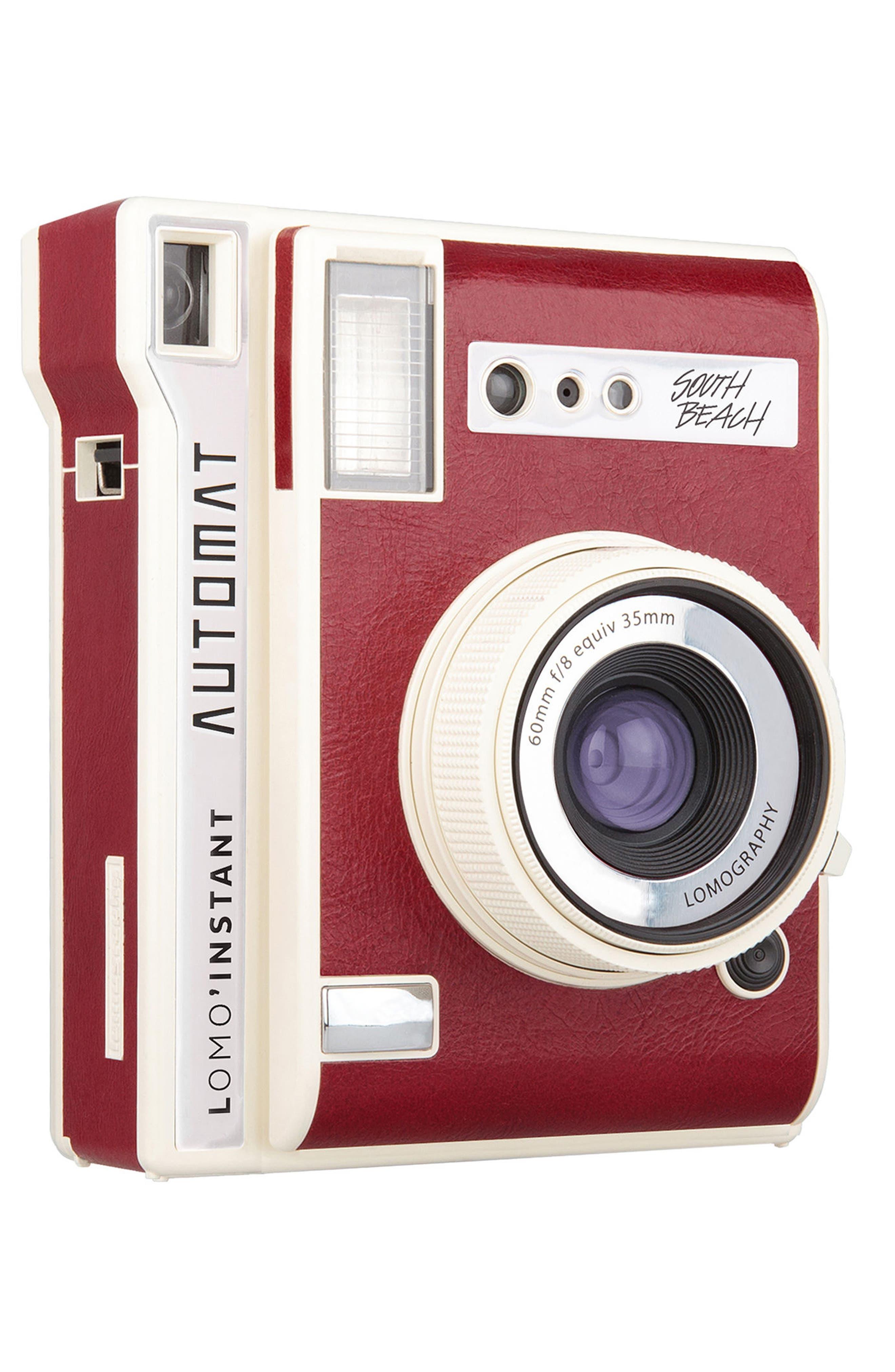 Lomo'Instant Automat South Beach Instant Camera,                             Alternate thumbnail 5, color,                             600