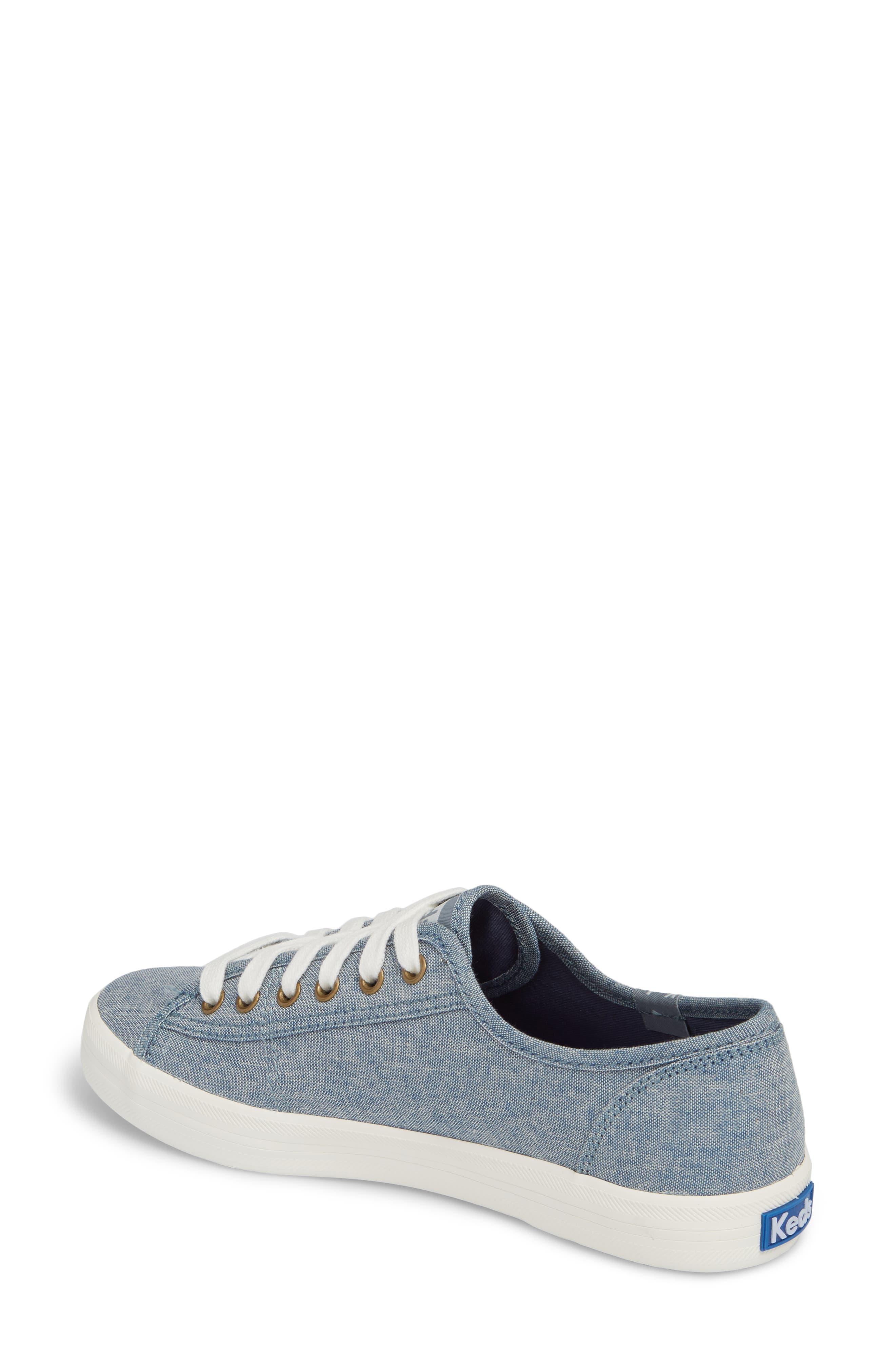 Kickstart Seasonal Solid Sneaker,                             Alternate thumbnail 2, color,                             400