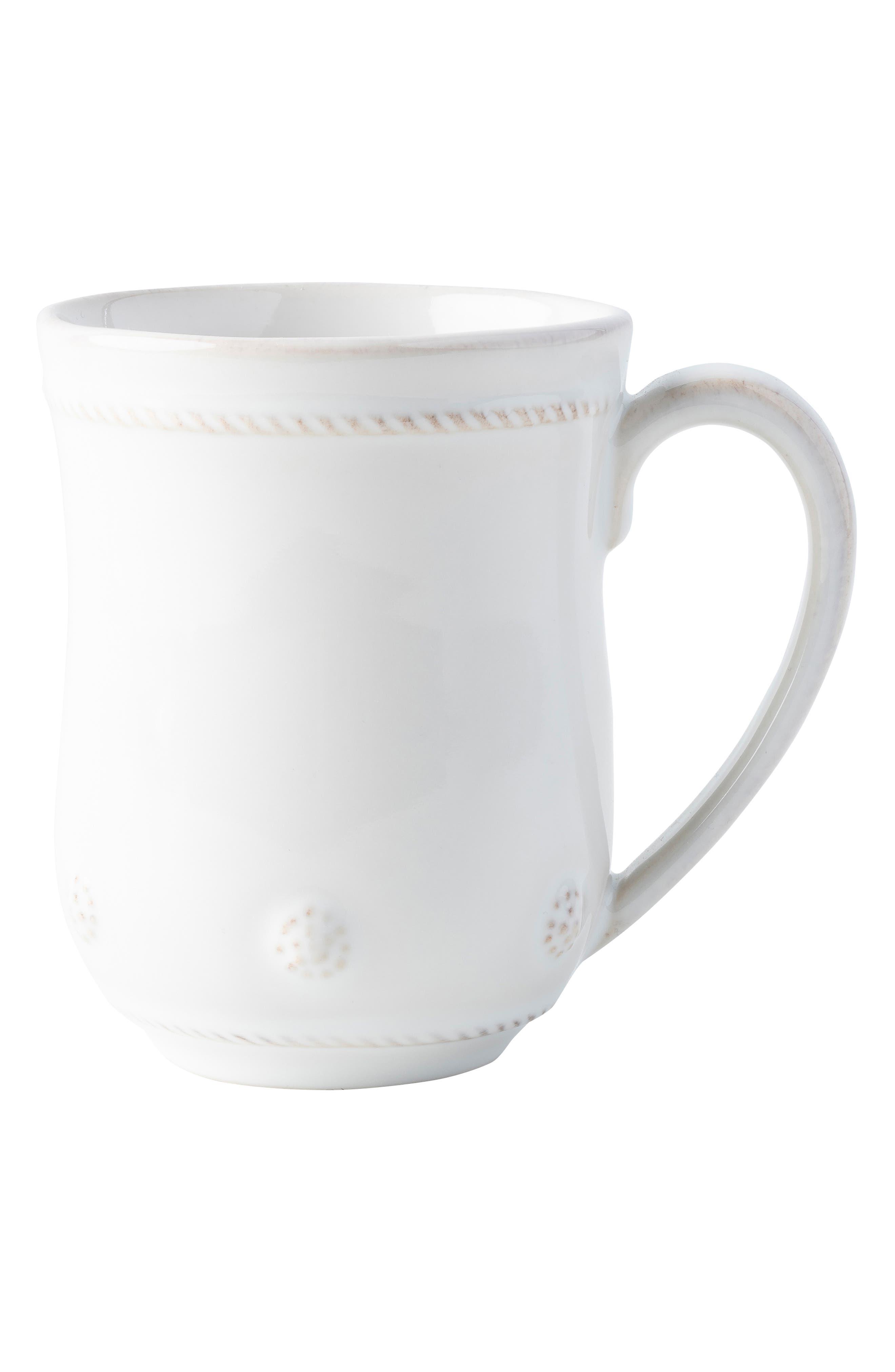 Juliska Berry And Thread Mug Size One Size  White