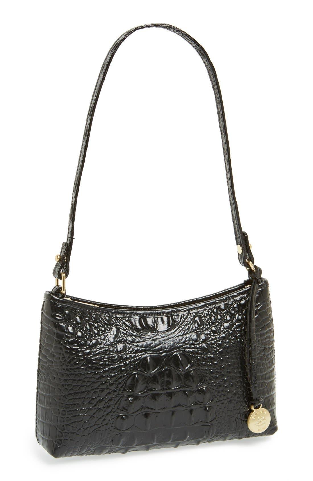 'Anytime - Mini' Convertible Handbag,                             Main thumbnail 1, color,