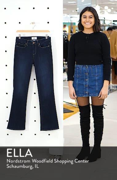 Transcend - Manhattan High Waist Bootcut Jeans, sales video thumbnail