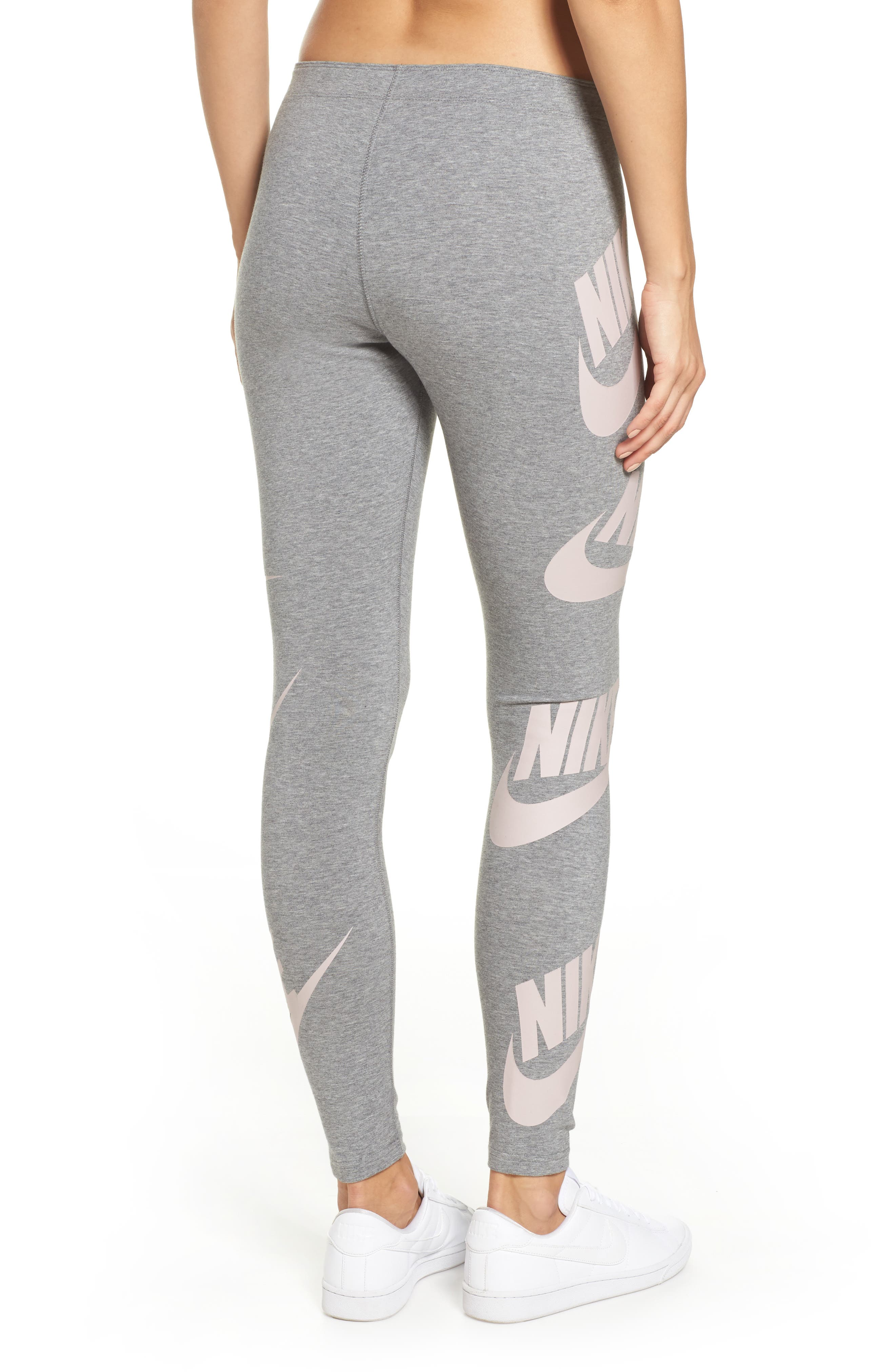 Sportswear Graphic Leggings,                             Alternate thumbnail 7, color,