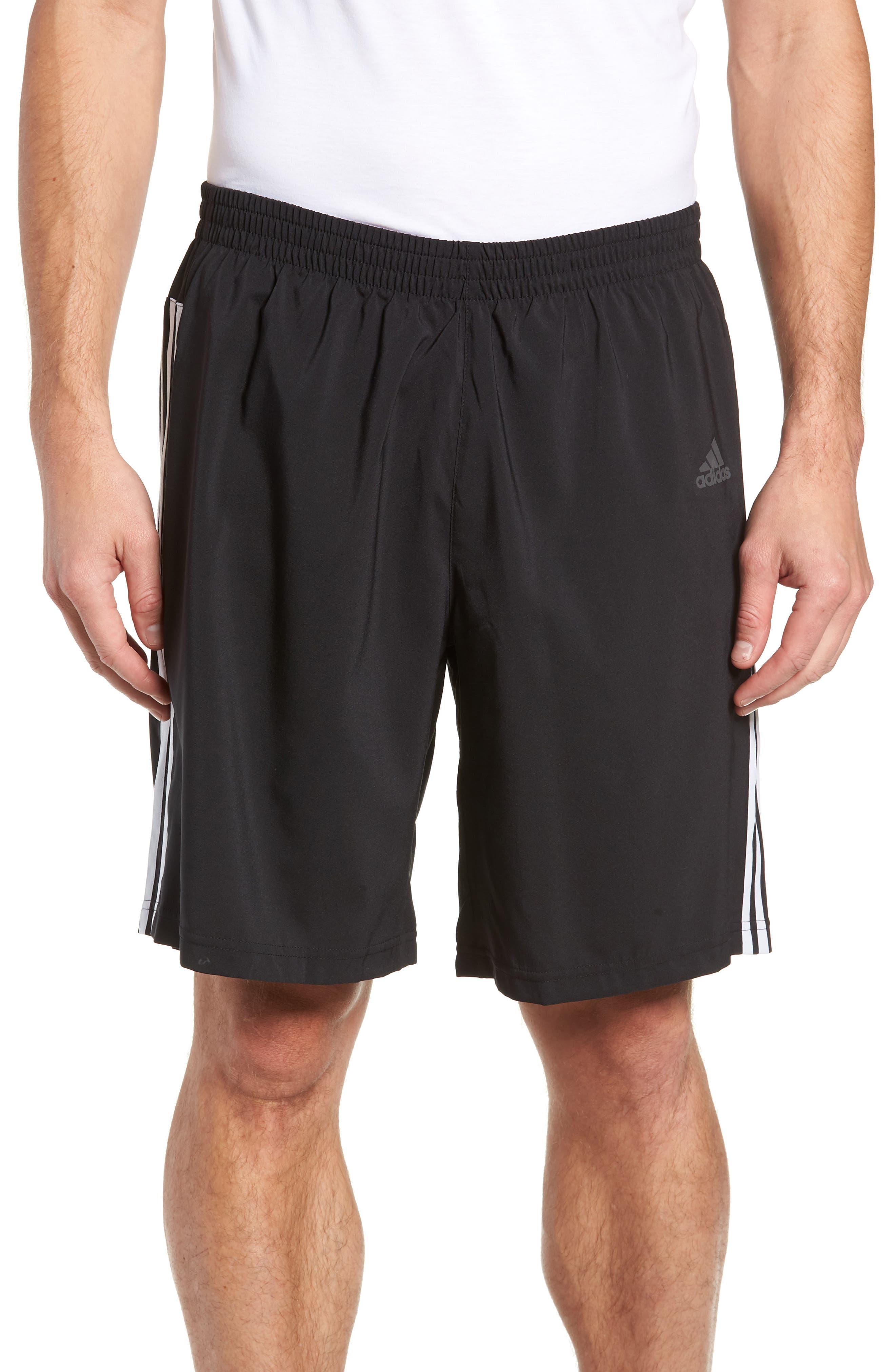 Run 3S Regular Fit Shorts,                             Main thumbnail 1, color,                             001