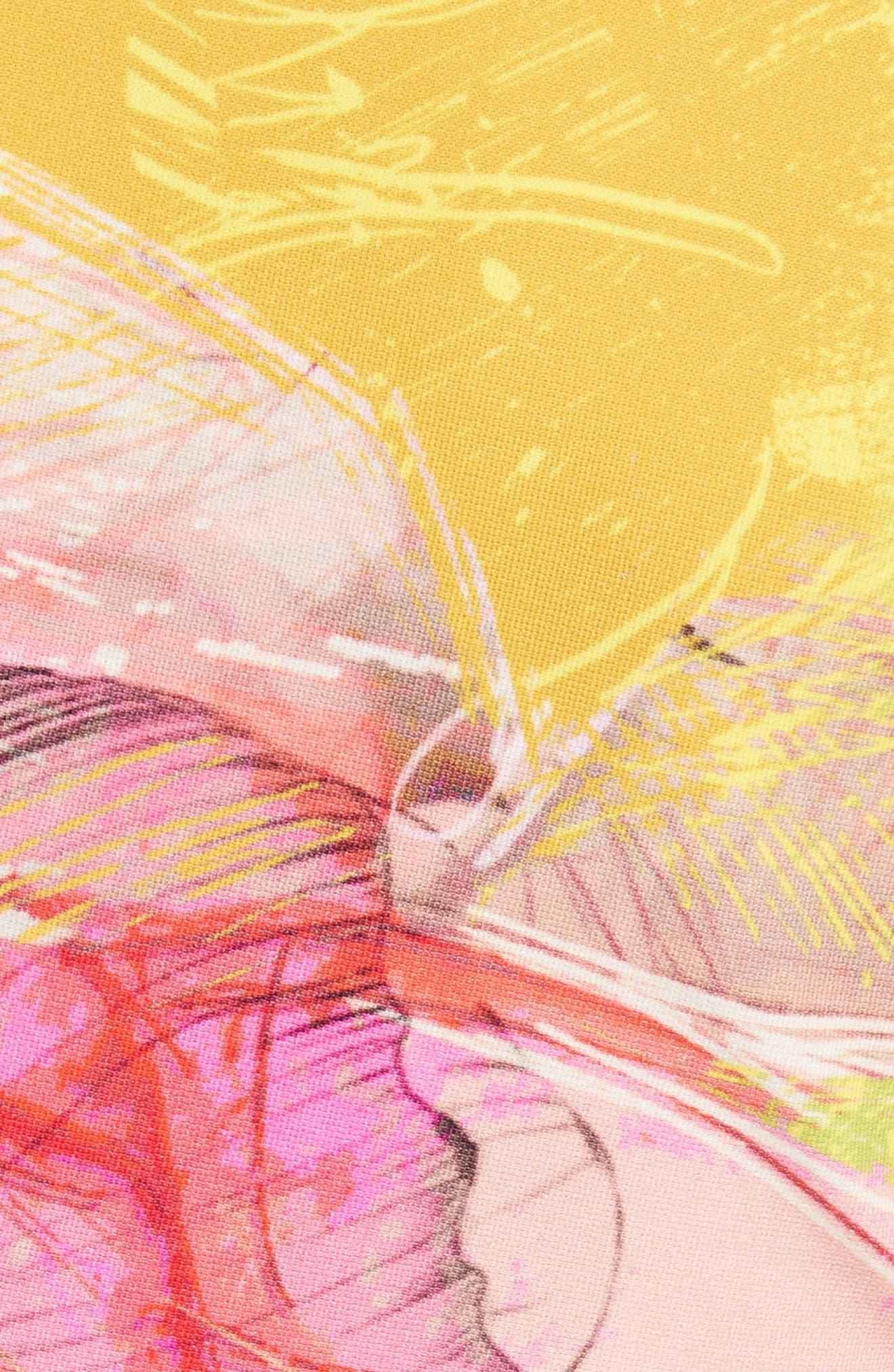 Print Sheath Dress,                             Alternate thumbnail 10, color,