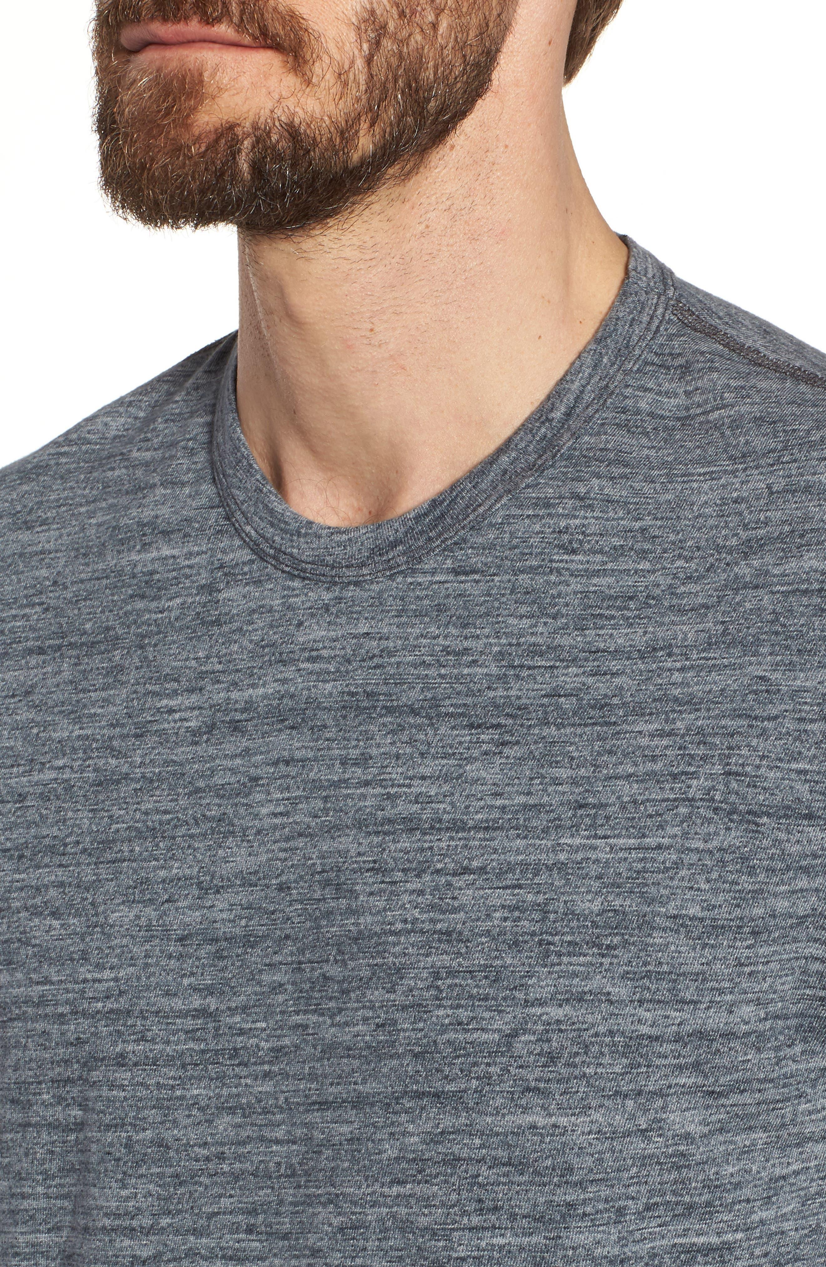 Regular Fit Top Dyed Crewneck T-Shirt,                             Alternate thumbnail 10, color,