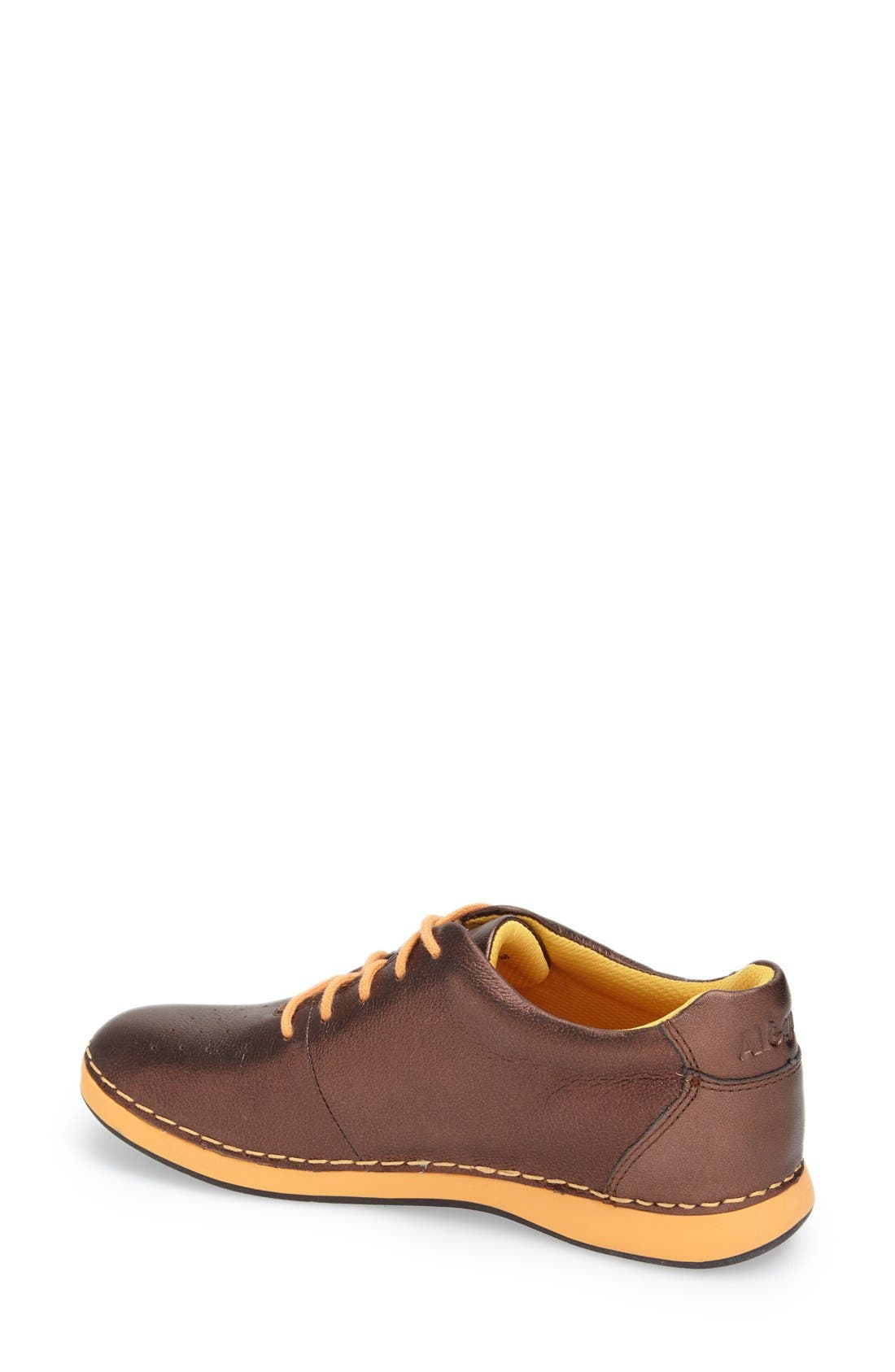 Essence Lace-Up Leather Oxford,                             Alternate thumbnail 53, color,