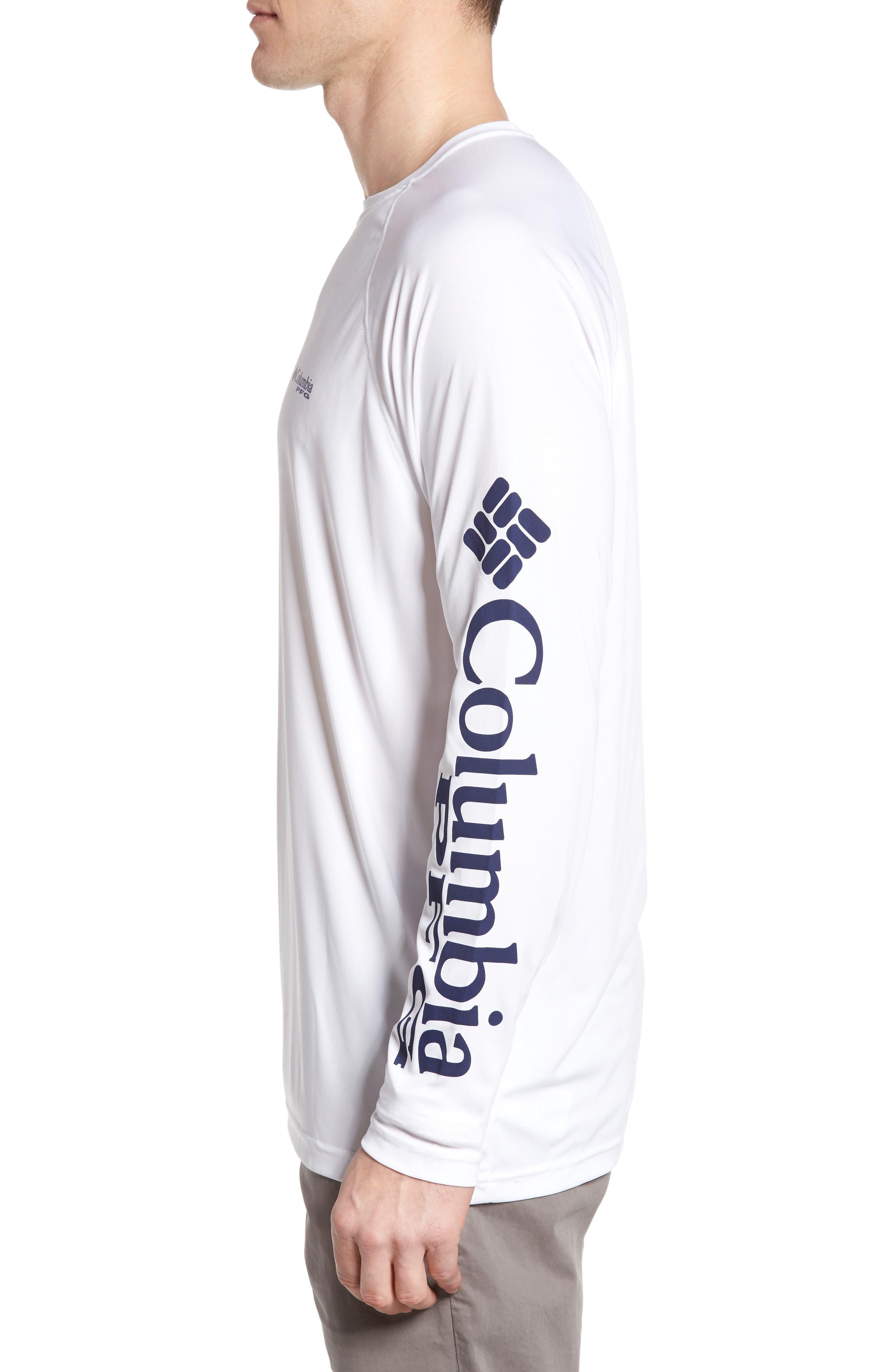 PFG Terminal Tackle Performance Long Sleeve T-Shirt,                             Alternate thumbnail 26, color,