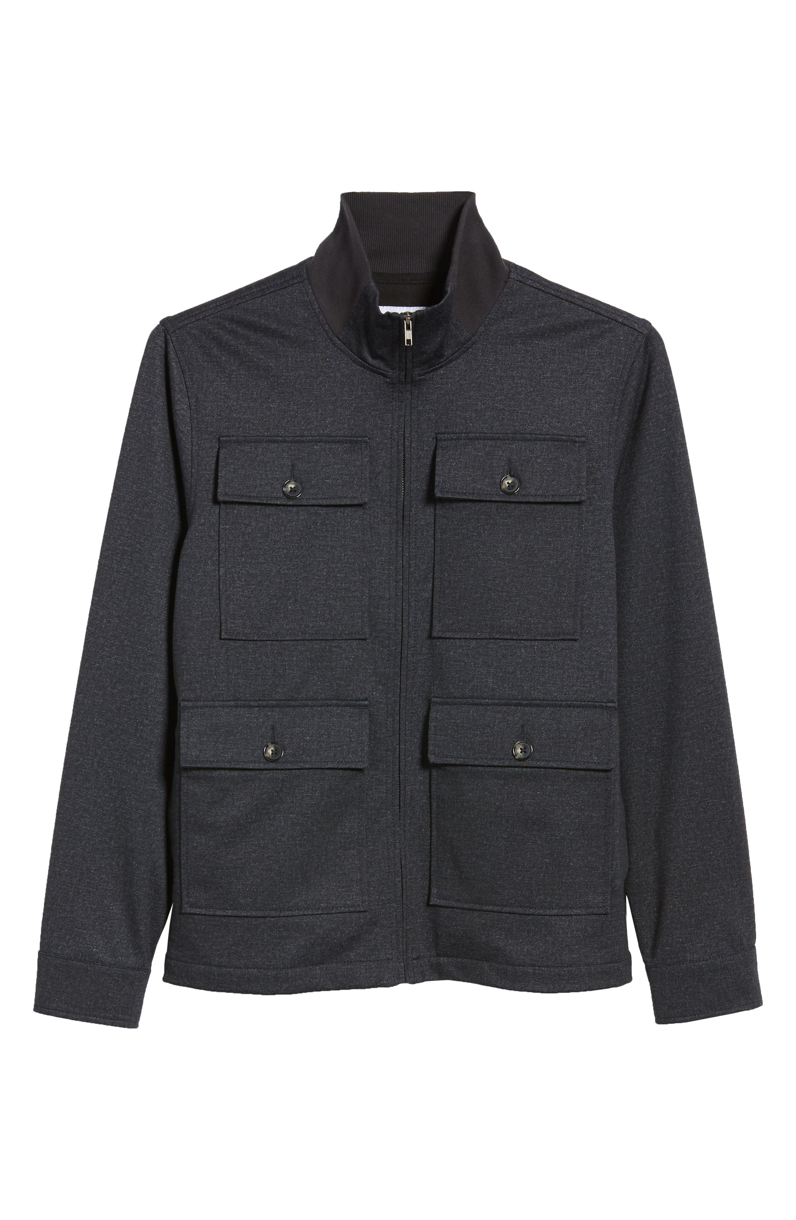 The Best 4-Pocket Jacket,                             Alternate thumbnail 6, color,                             NAVY