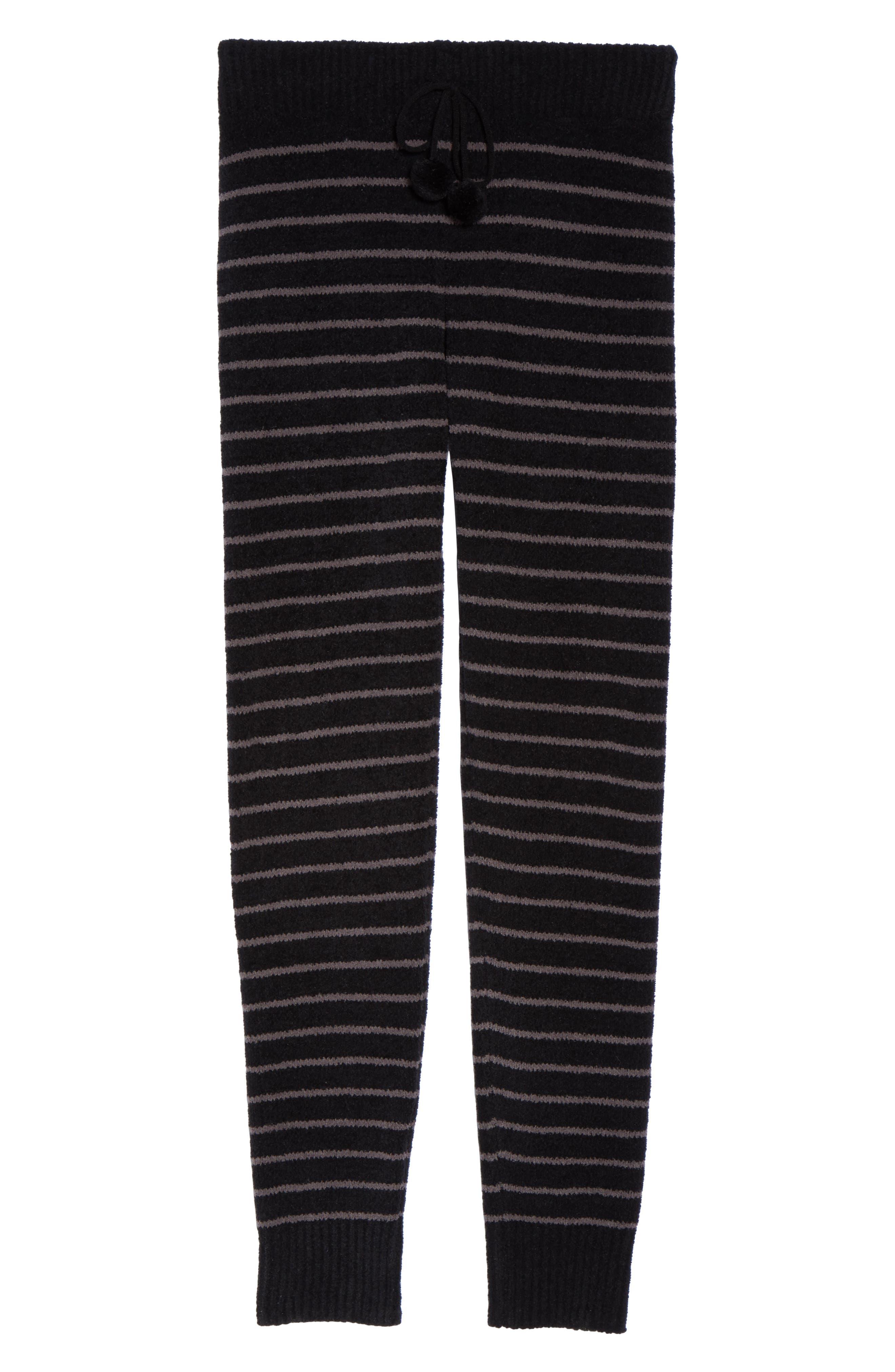 Marshmallow Lounge Jogger Pants,                             Alternate thumbnail 6, color,                             001