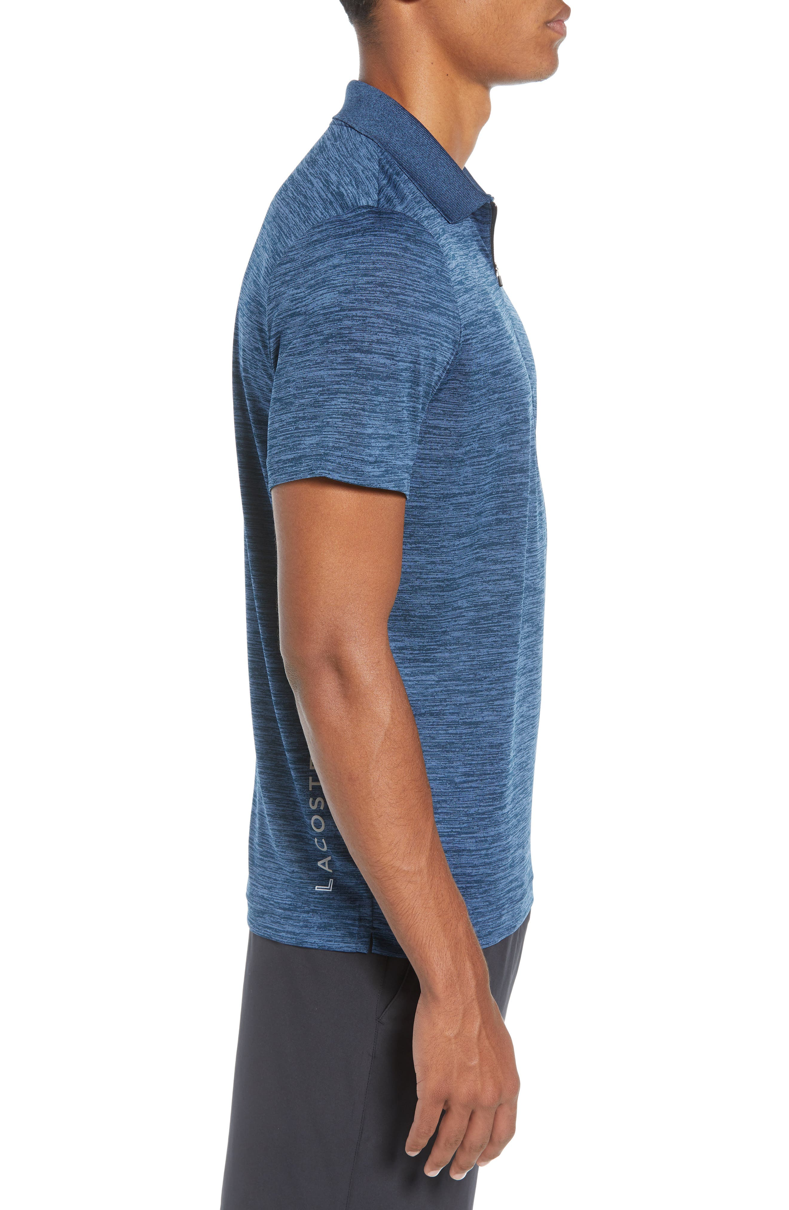 Slim Fit Ultra Dry Polo,                             Alternate thumbnail 3, color,                             401