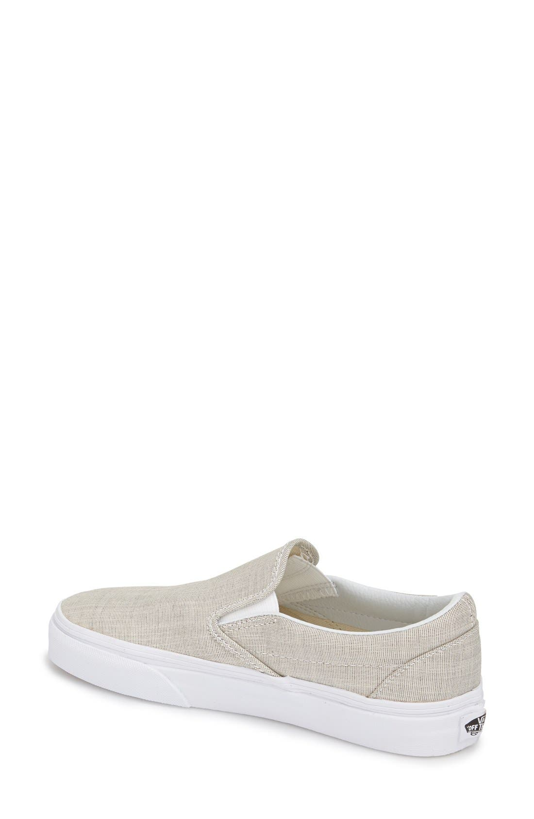 Classic Slip-On Sneaker,                             Alternate thumbnail 135, color,