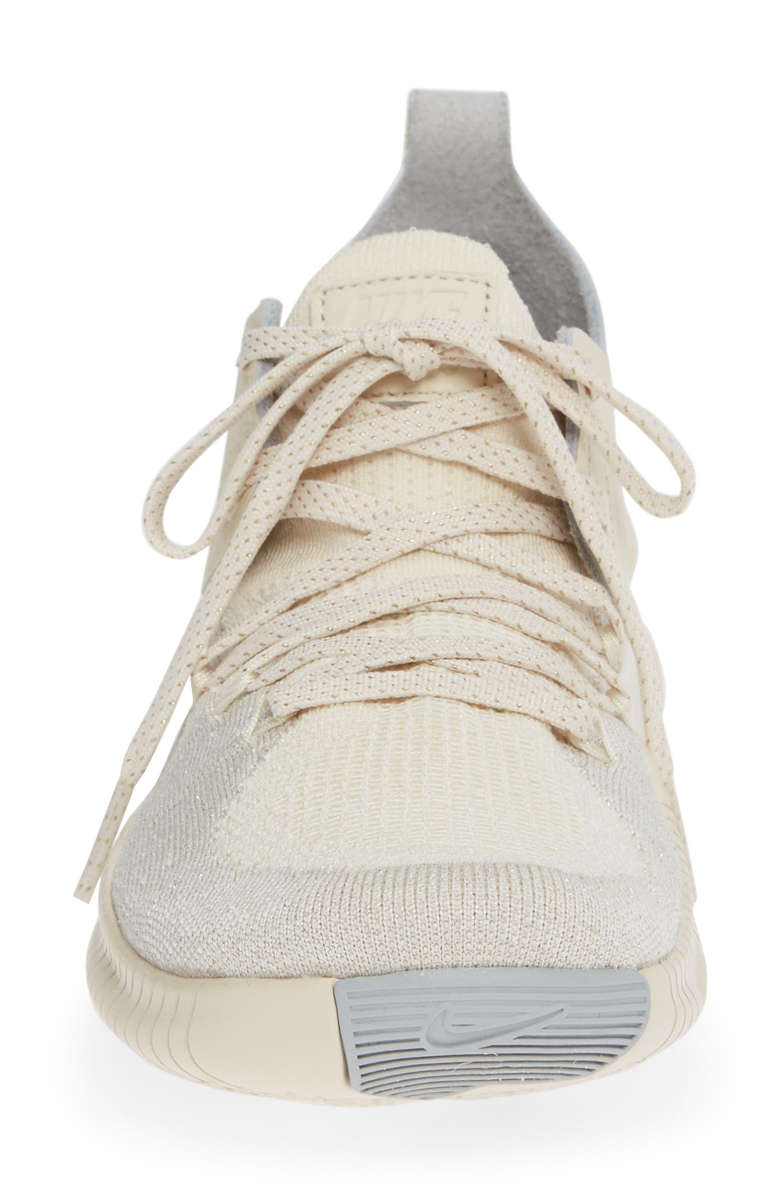 NIKE,                             Free TR Flyknit 3 Training Shoe,                             Alternate thumbnail 4, color,                             900