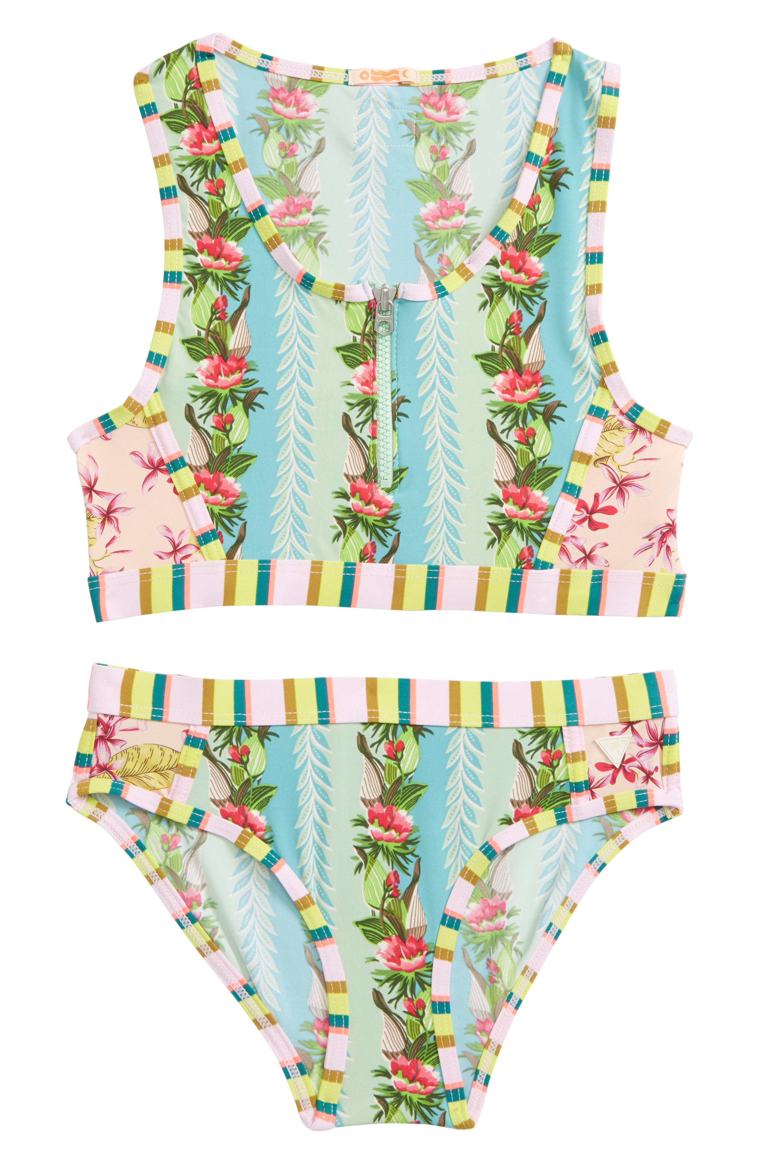 Scotch R'Belle The Pool Side Two-Piece Swimsuit,                             Main thumbnail 1, color,                             400