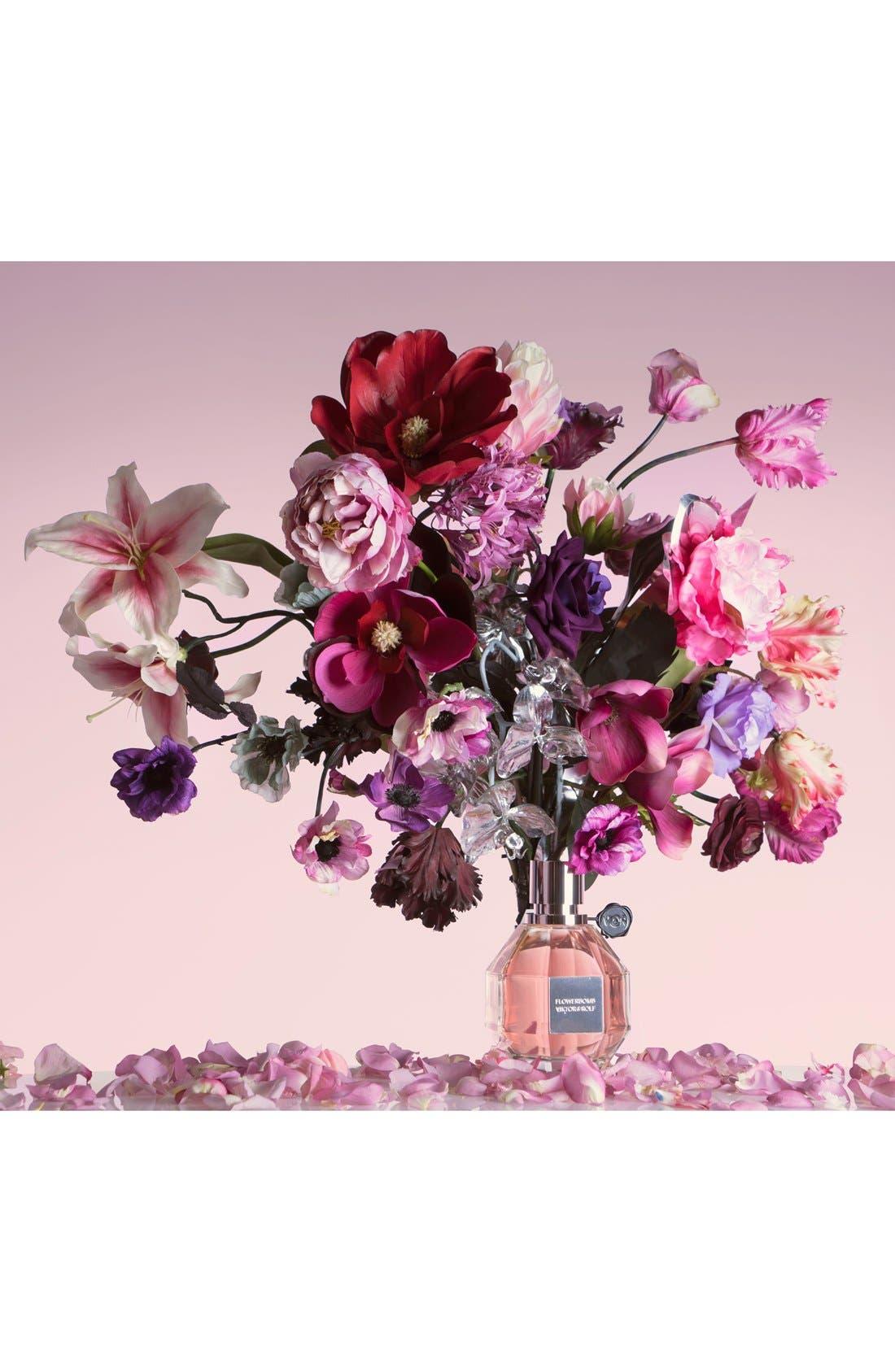 Flowerbomb Refillable Eau de Parfum Spray,                             Alternate thumbnail 6, color,                             NO COLOR