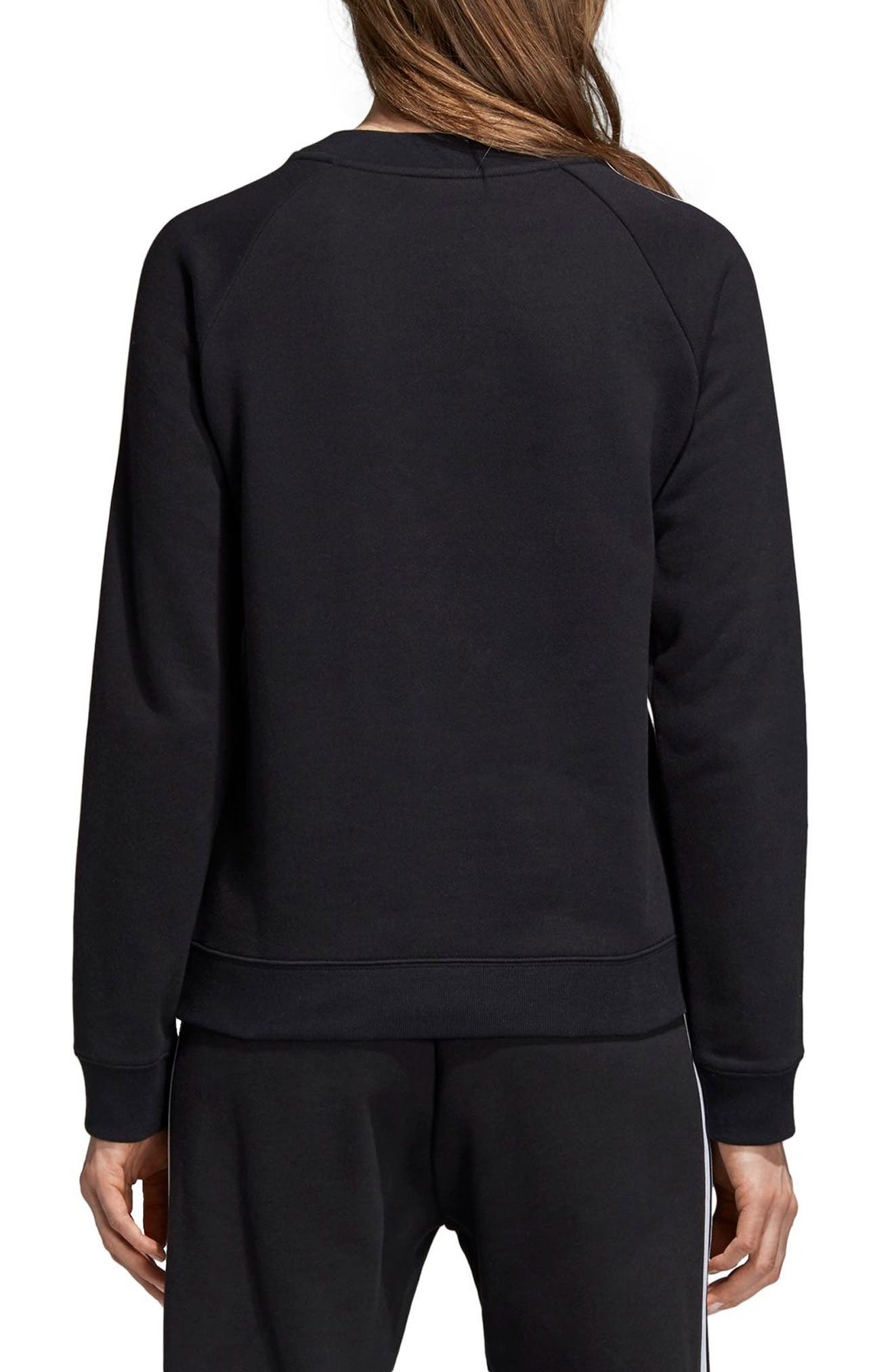 TRF Sweatshirt,                             Alternate thumbnail 2, color,                             BLACK