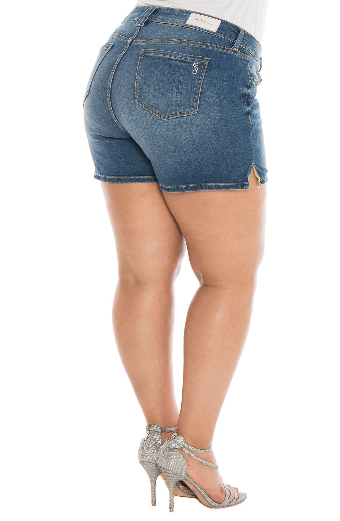 Side Vent Shorts,                             Alternate thumbnail 3, color,                             484