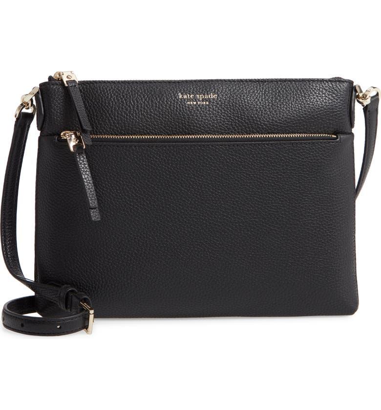 1cabbd9afc50 Kate Spade New York Medium Polly Leather Crossbody Bag Nordstrom. Lyst Kate  Spade Cedar Street ...