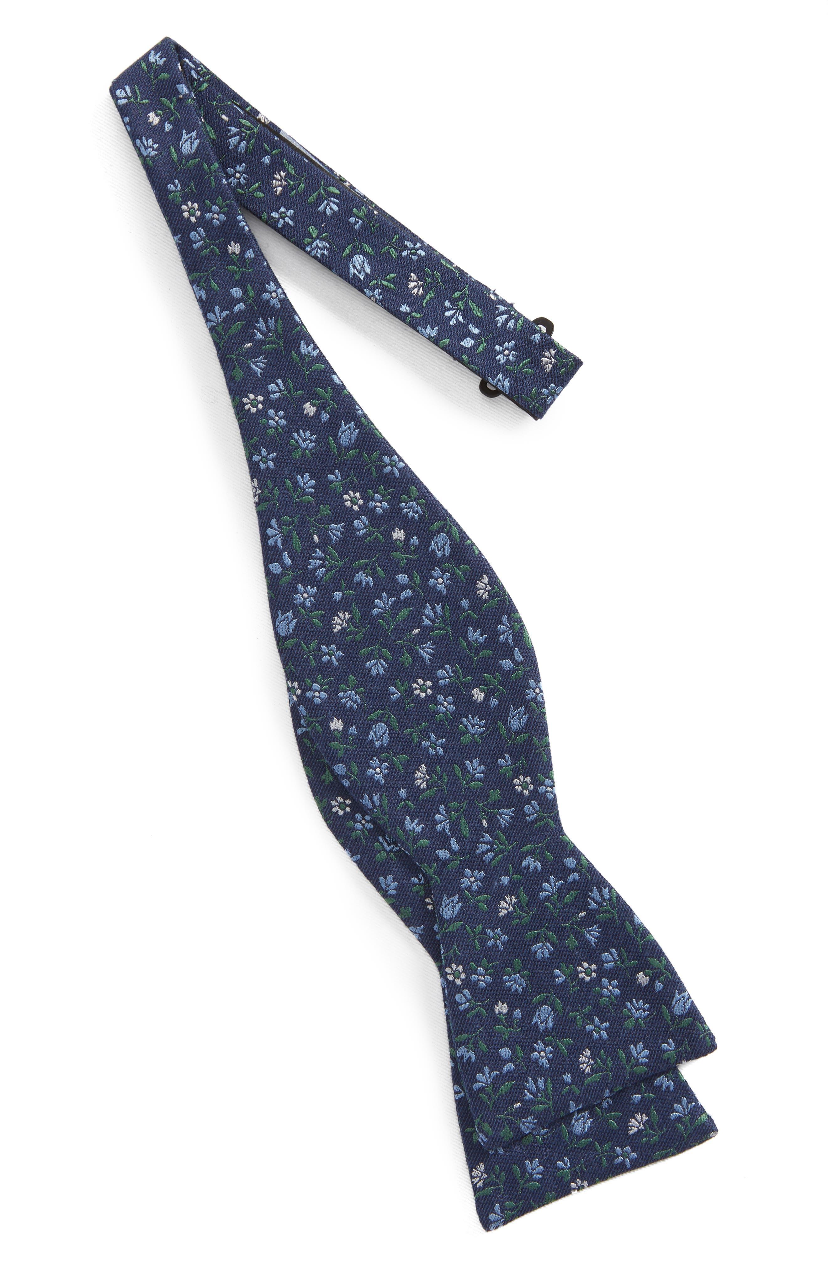 Floral Acres Bow Tie,                             Alternate thumbnail 5, color,