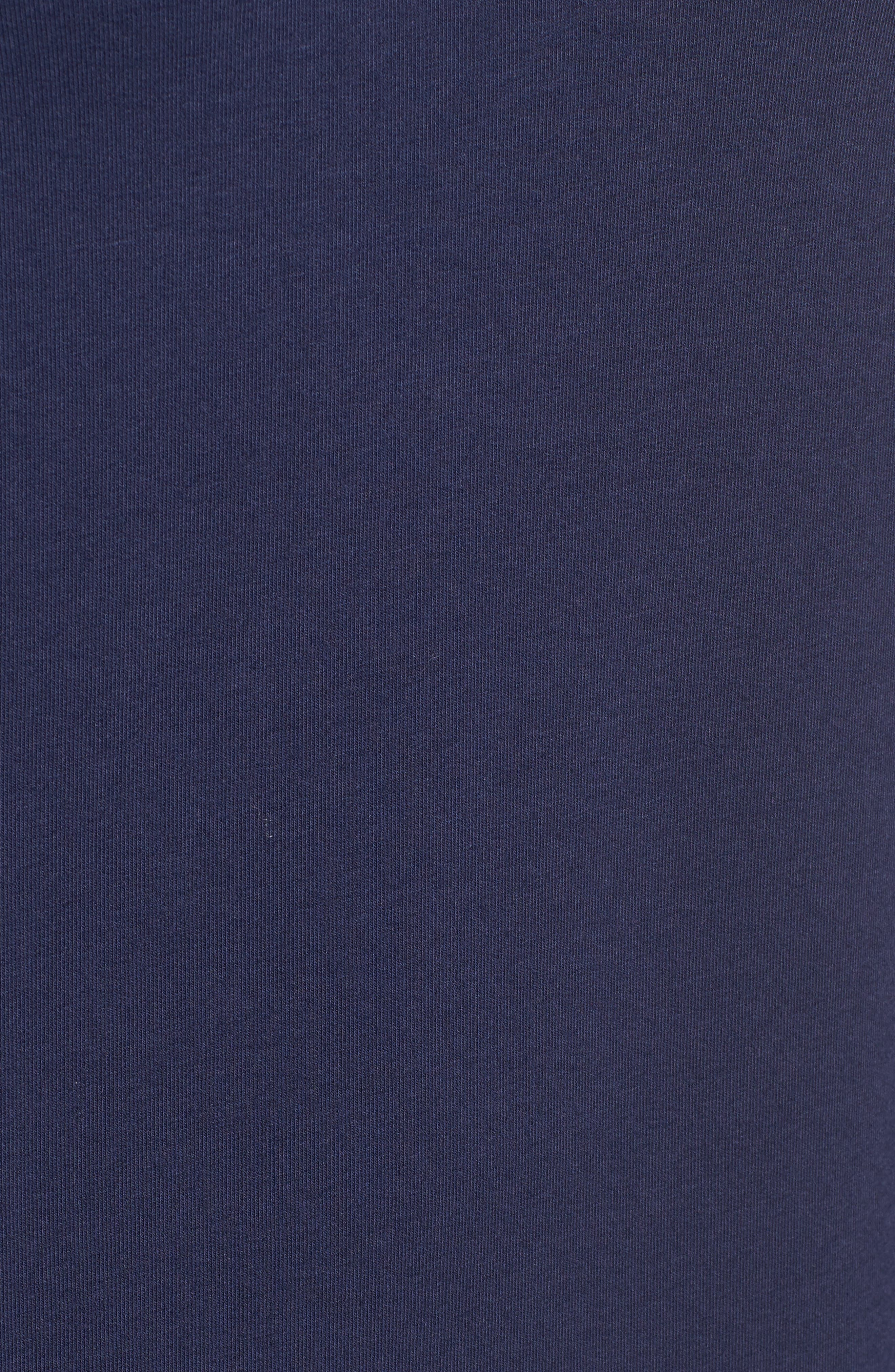 Ruffle Detail Knit Dress,                             Alternate thumbnail 15, color,