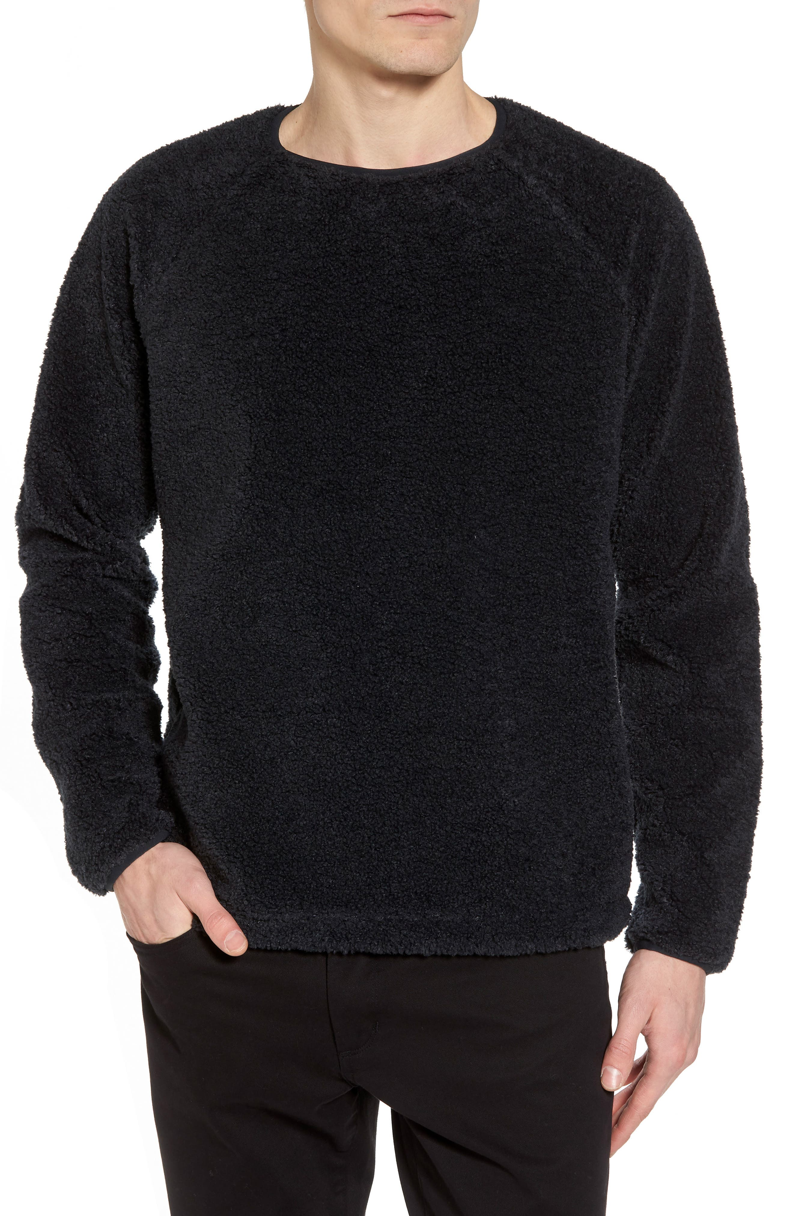 Deliverance Fleece Sweatshirt,                             Main thumbnail 1, color,
