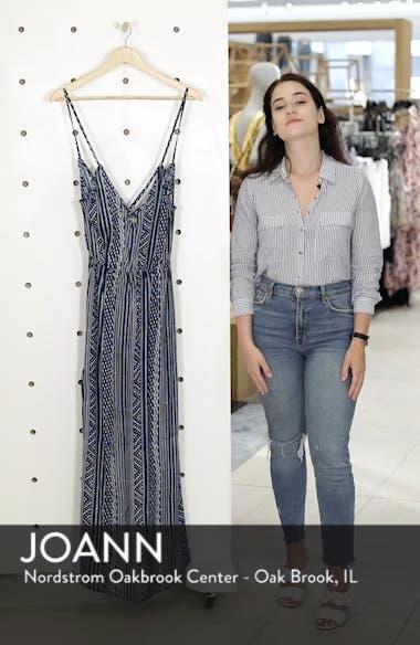 Blue Tides Maxi Dress, sales video thumbnail