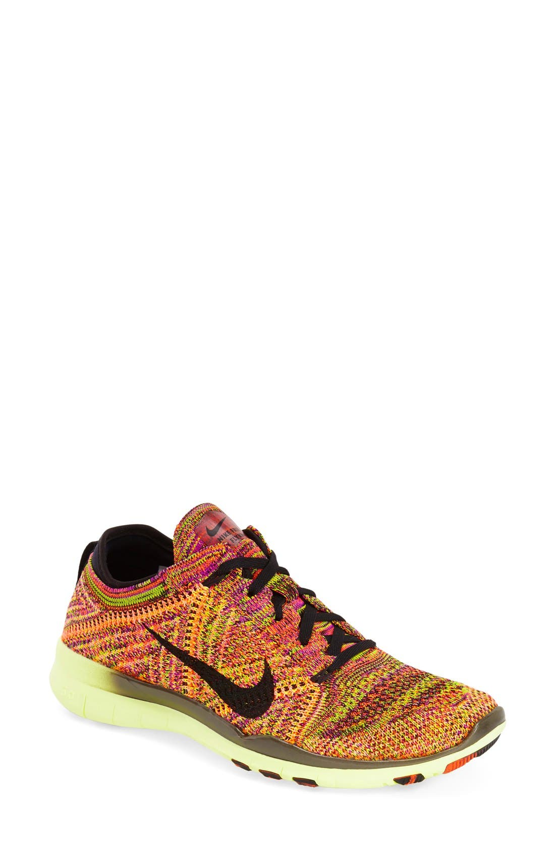 'Free Flyknit 5.0 TR' Training Shoe,                             Main thumbnail 18, color,